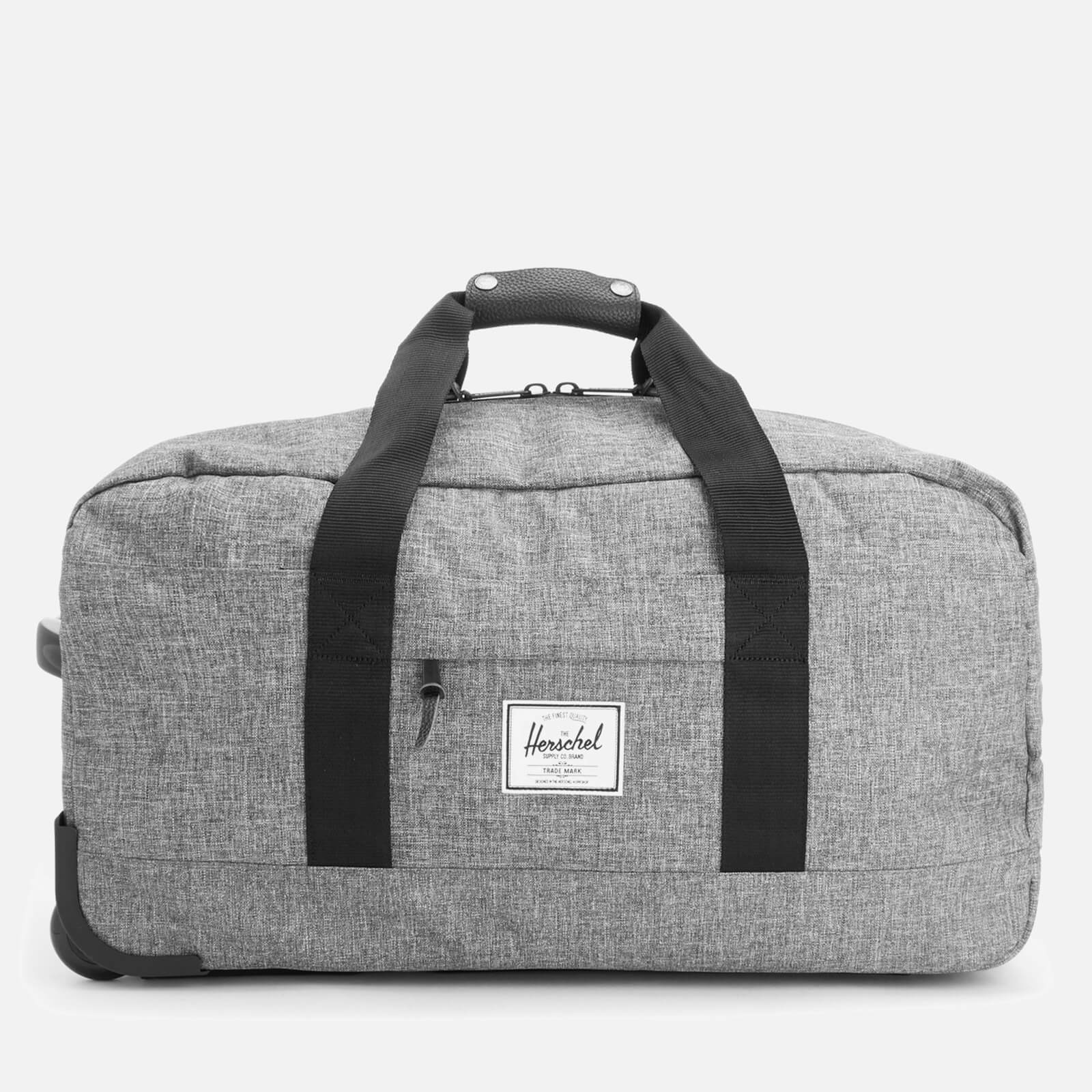 c2f231aa6 Herschel Supply Co. Wheelie Outfitter Case - Raven/Crosshatch