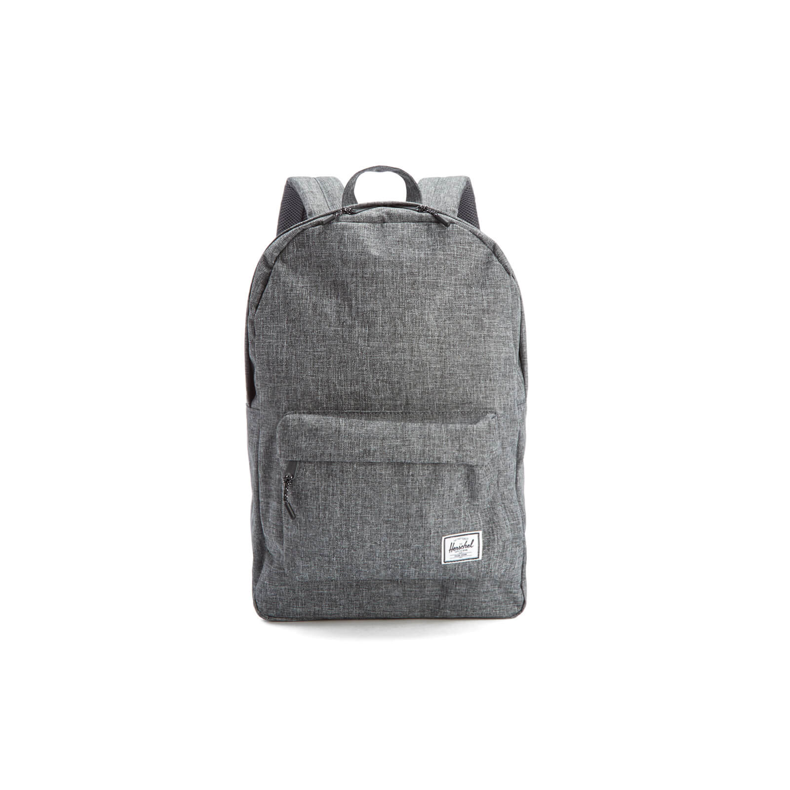 b666408f7cb Herschel Supply Co. Classic Backpack - Raven Crosshatch - Free UK Delivery  over £50