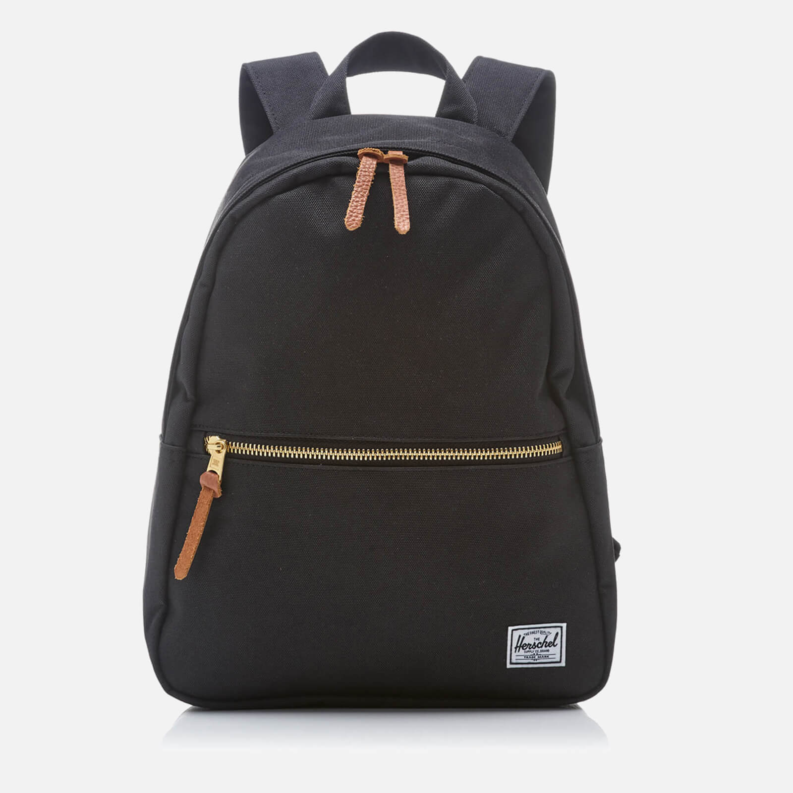 f08c5750f21 Herschel Supply Co. Women s Town Backpack - Black - Free UK Delivery over  £50