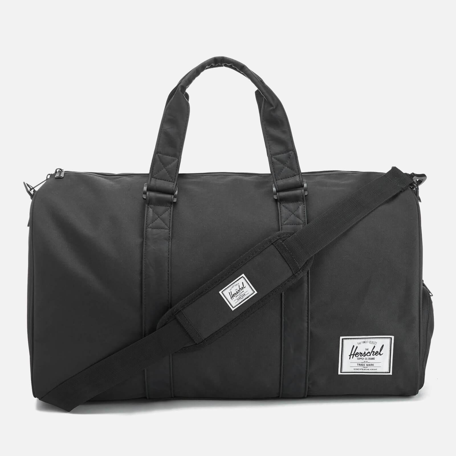 868f075973a Herschel Supply Co. Men s Novel Duffle Weekend Bag - Black Mens Accessories