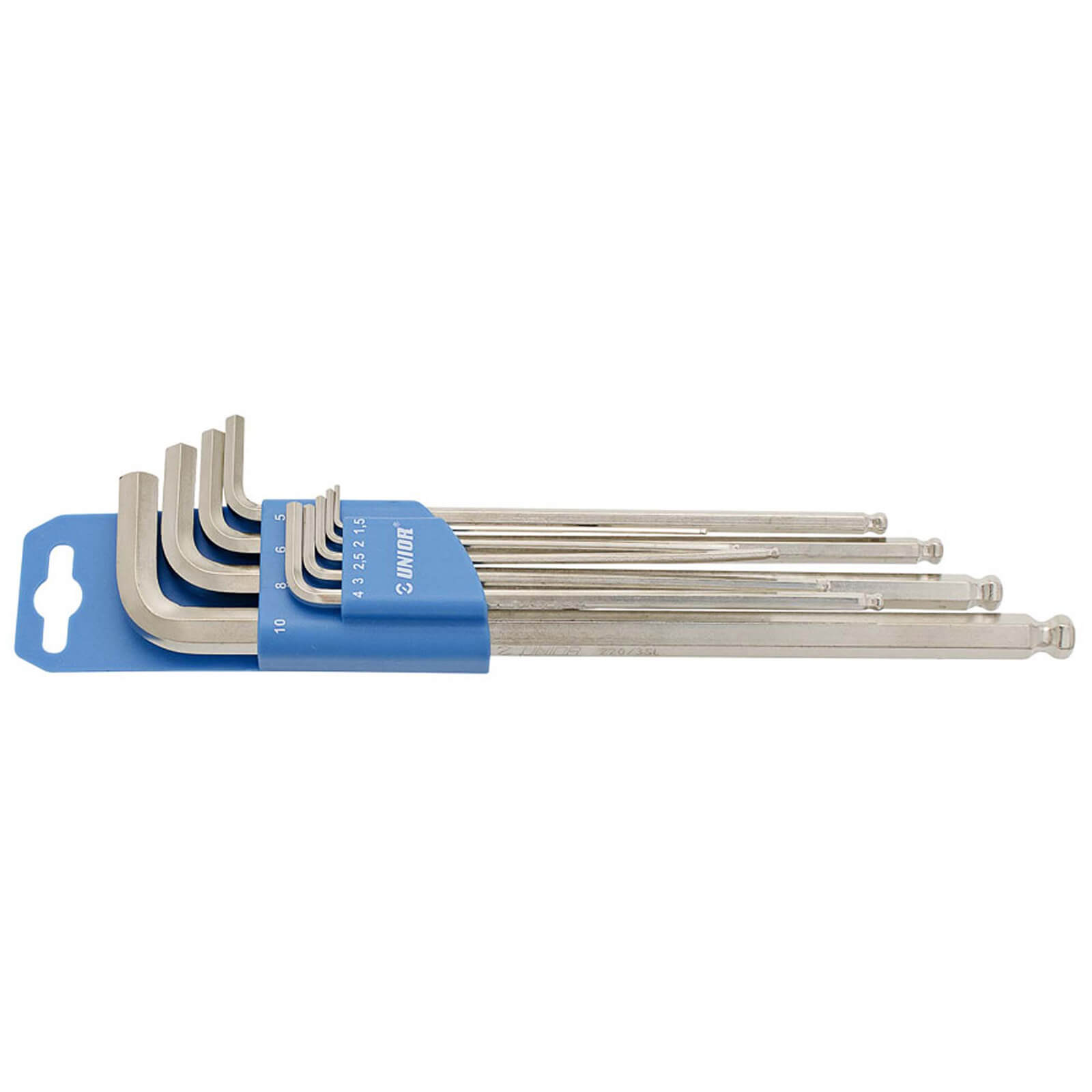 Unior Ball End Allen Key Set