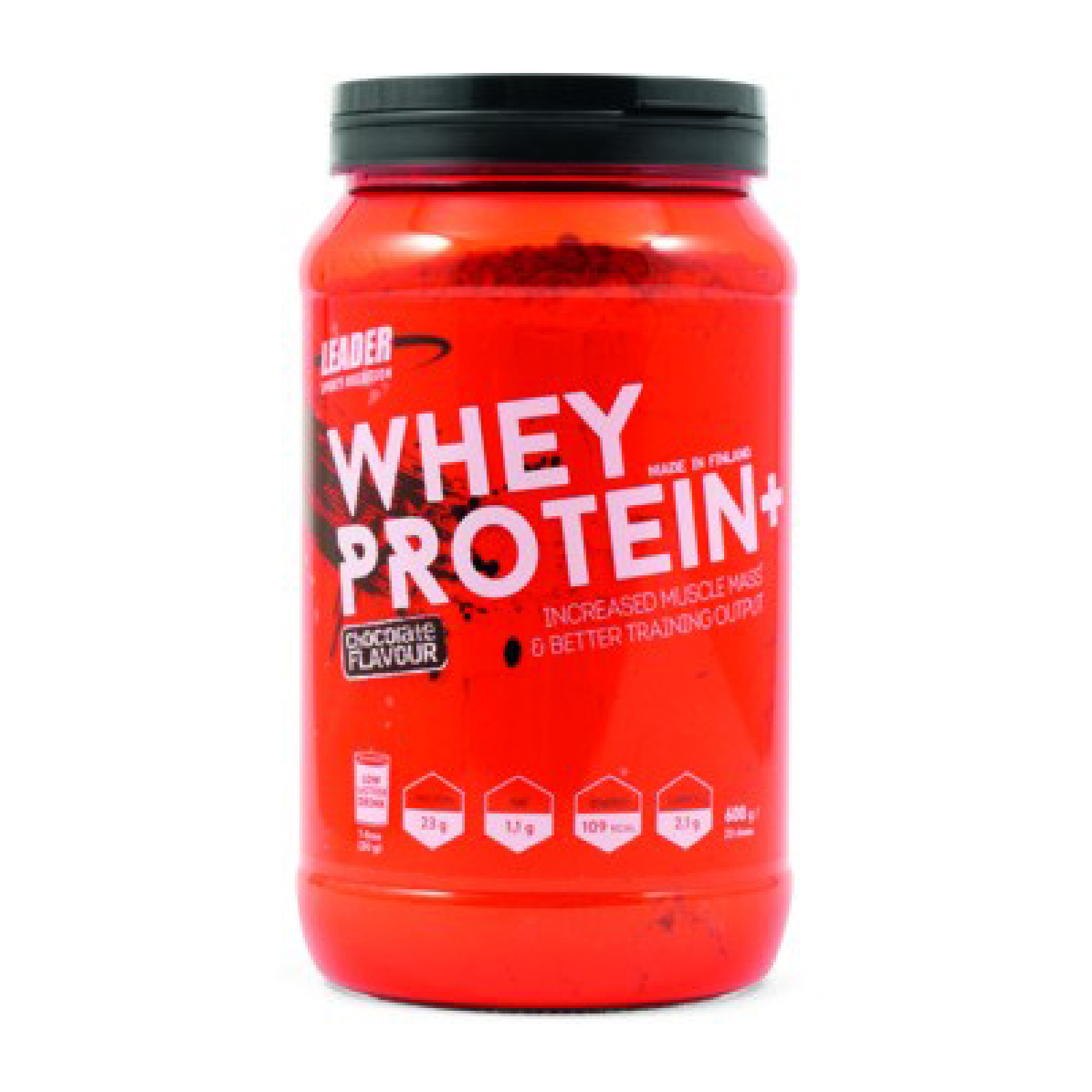 Leader Whey Protein, 600g - Natural