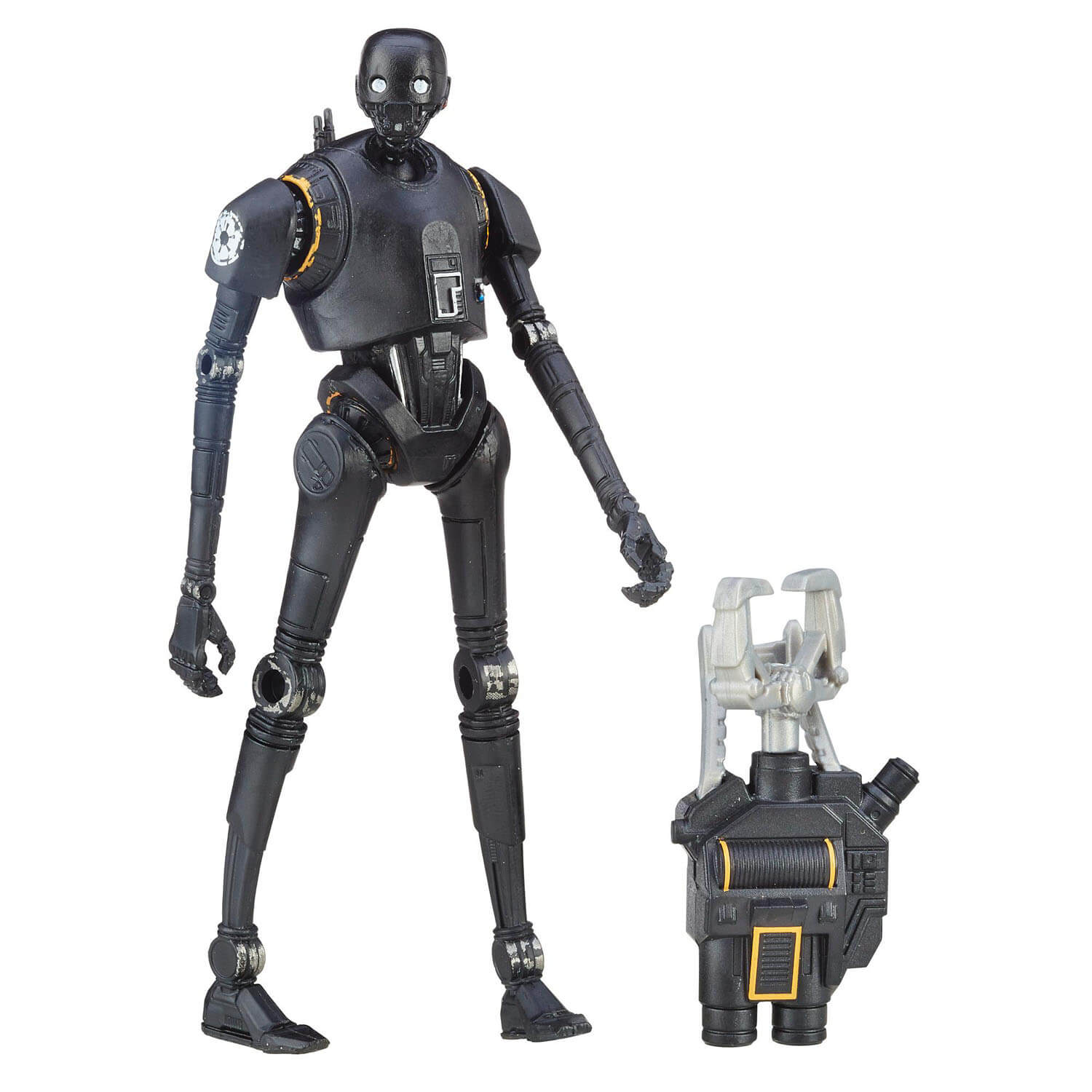 """K-2SO Star Wars Rogue One 3.75/"""" ACTION FIGURE NEW IMPERIAL Security Droid Rare"""