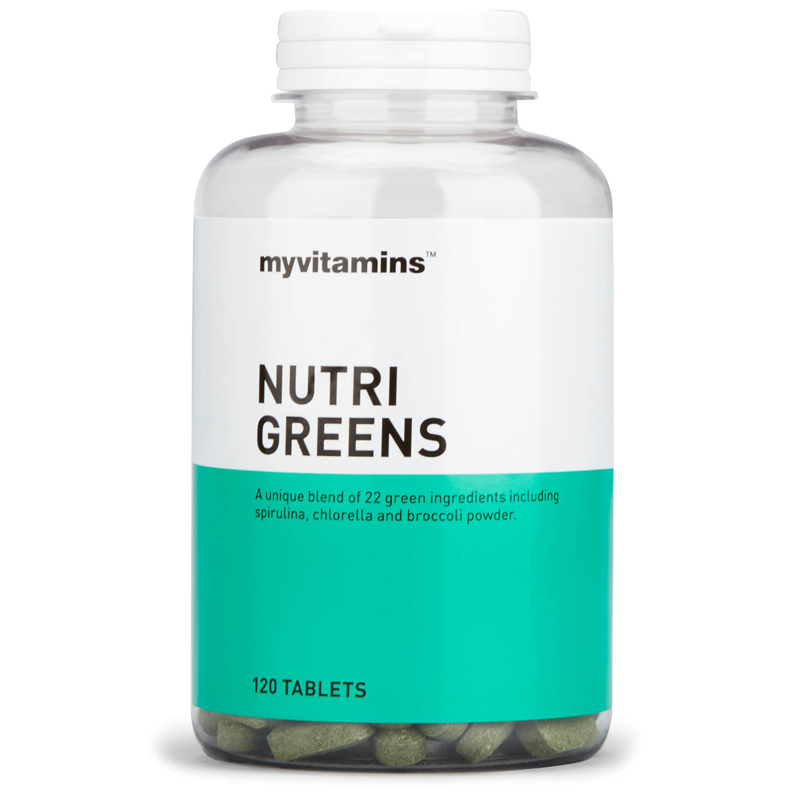 NutriGreens - 22 Superalimentos (Tabletas)