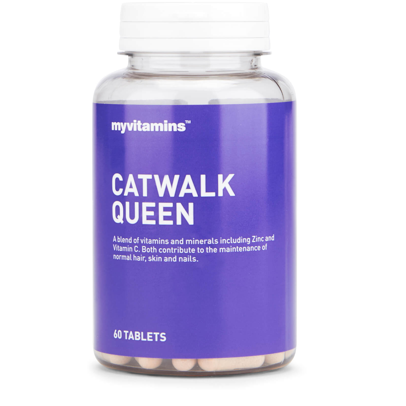 Myvitamins Catwalk Queen, 30 Tablets