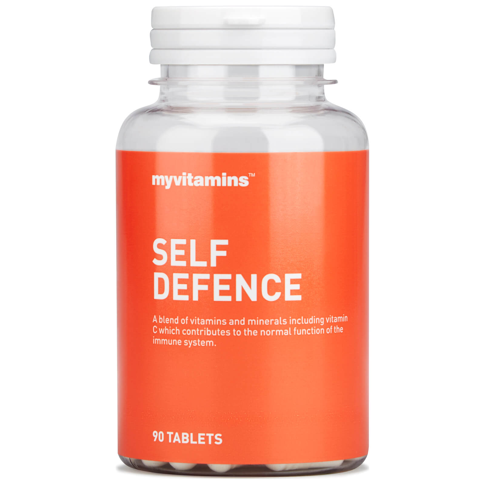 Self Defence, 90 Tablets , 1 month supply