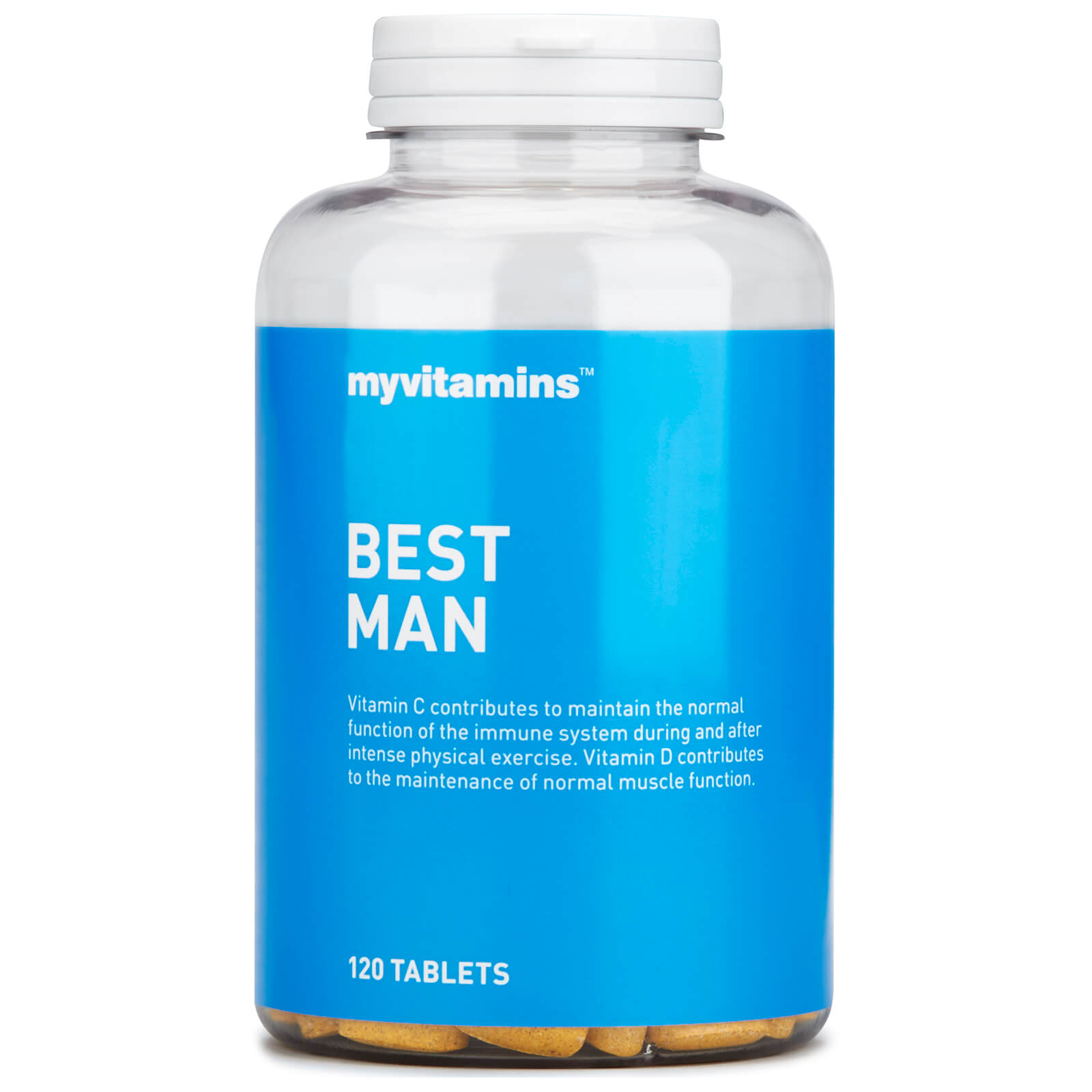 Best Man, 60 Tablets , 1 month supply