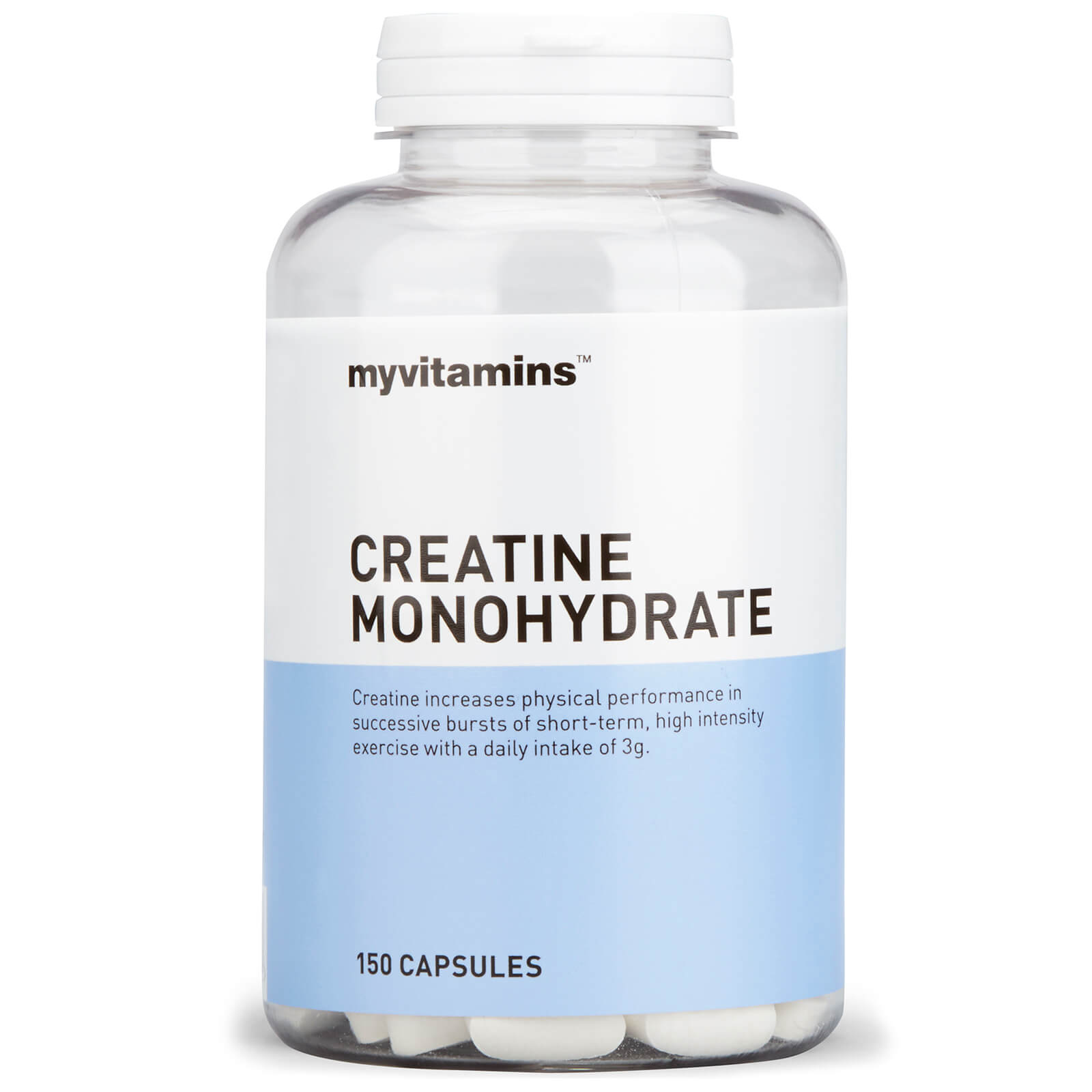 Creatine Monohydrate, 150 Tablets