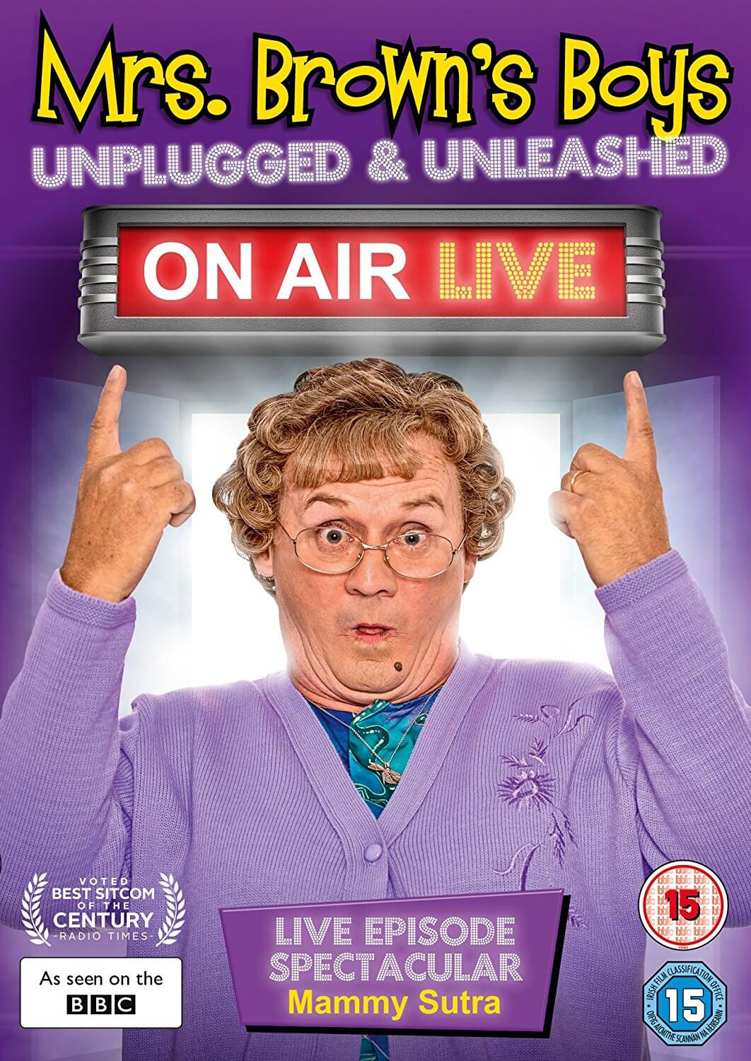 Mrs Browns Boys: Unplugged & Unleashed - On Air Live