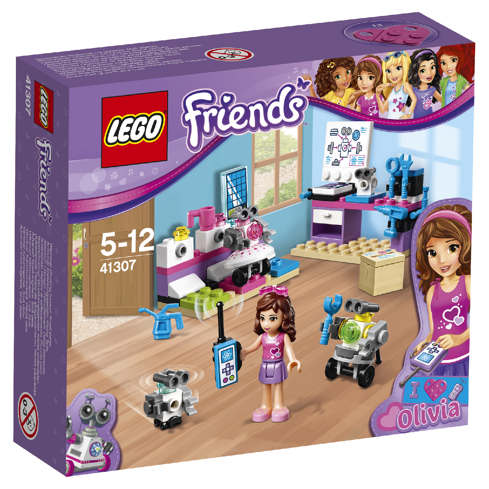 LEGO Friends: Olivia
