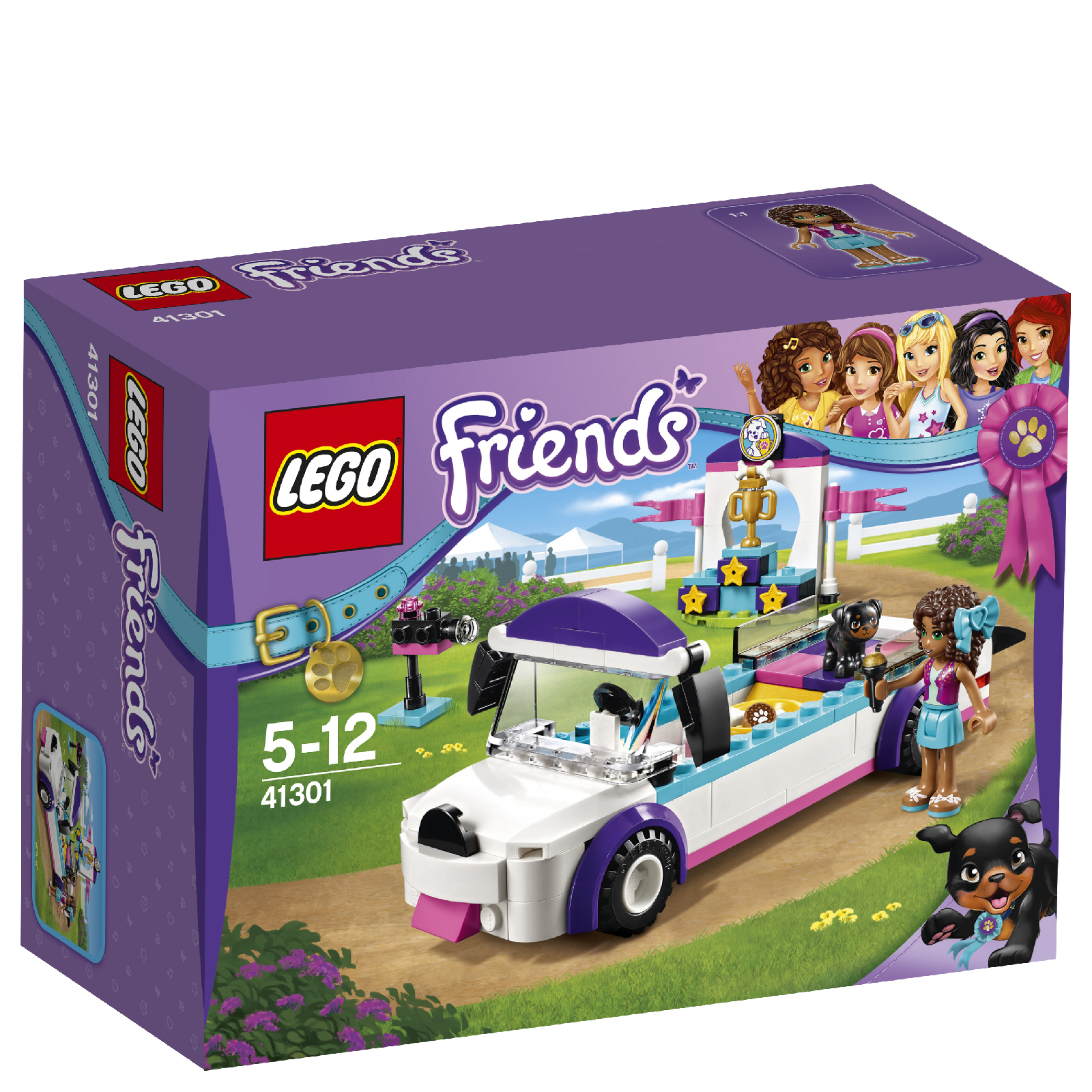 LEGO Friends: Puppy Parade (41301)