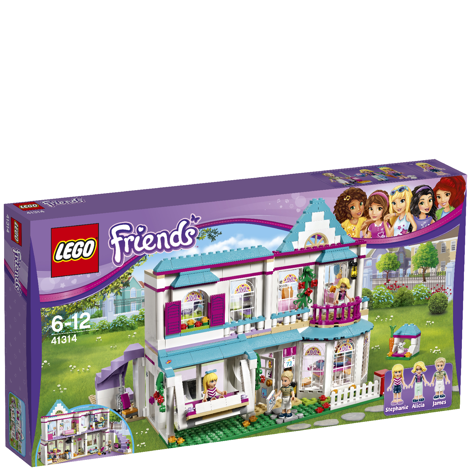 LEGO Friends: Stephanie