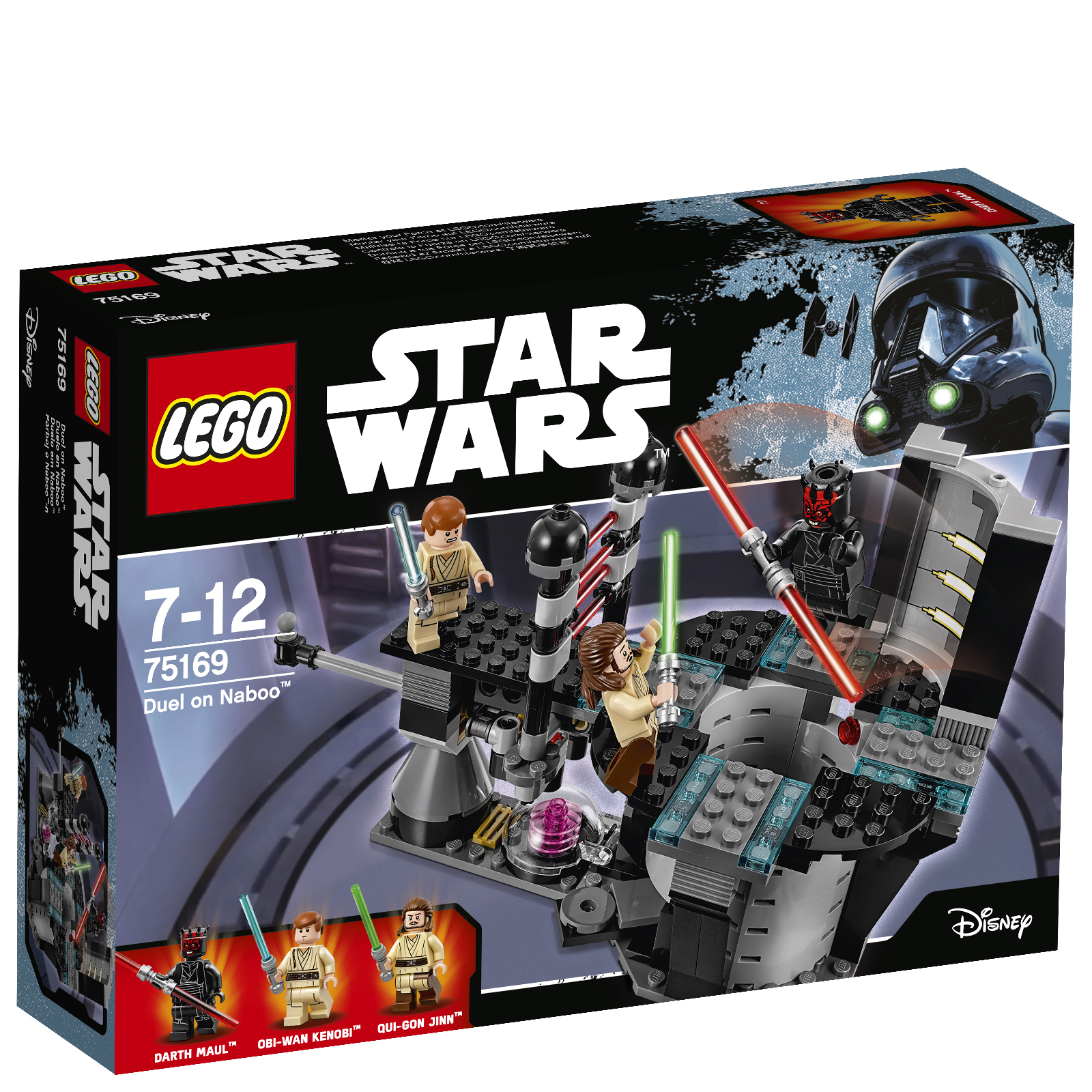 LEGO Star Wars: Duel on Naboo (75169)