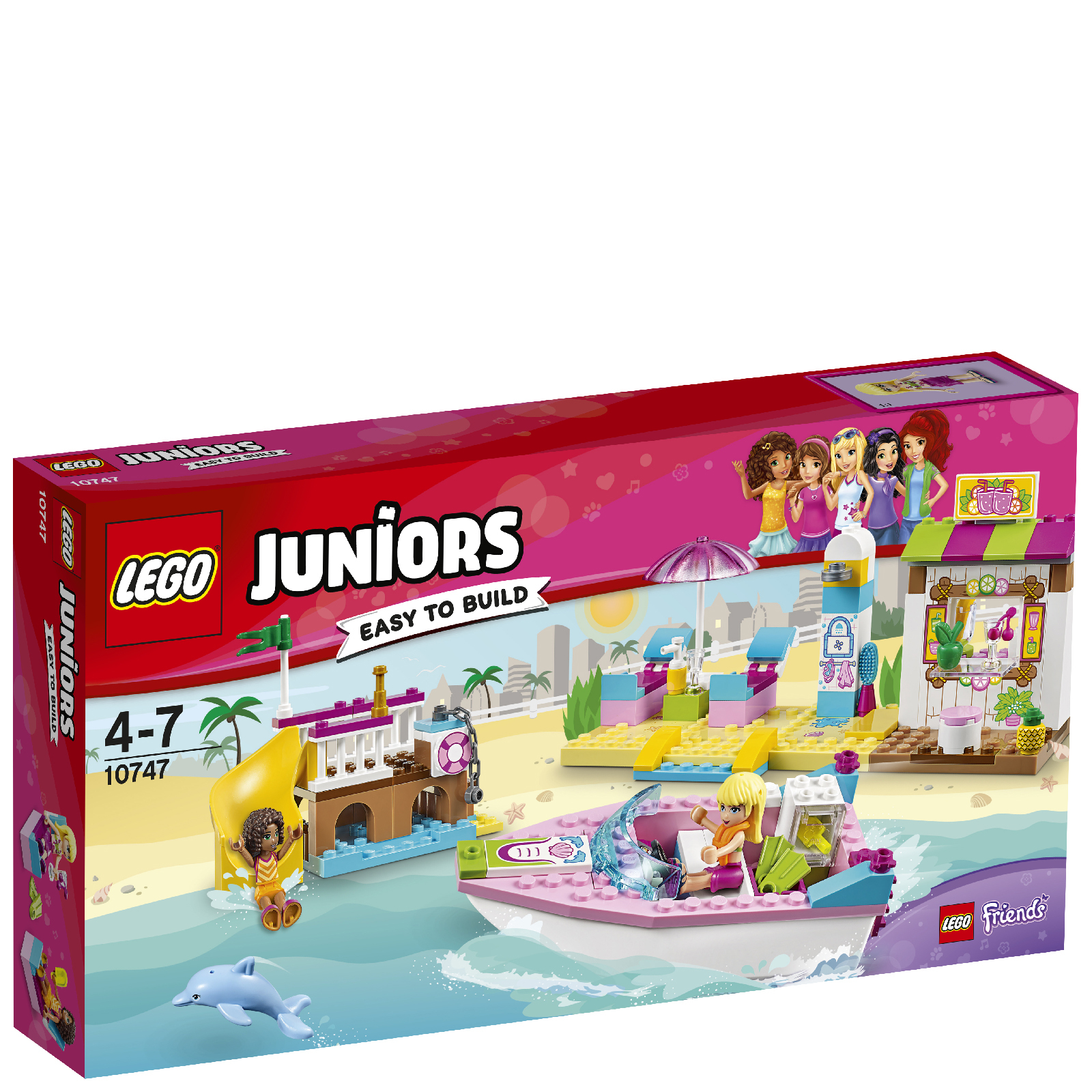 LEGO Juniors: Andrea & Stephanie