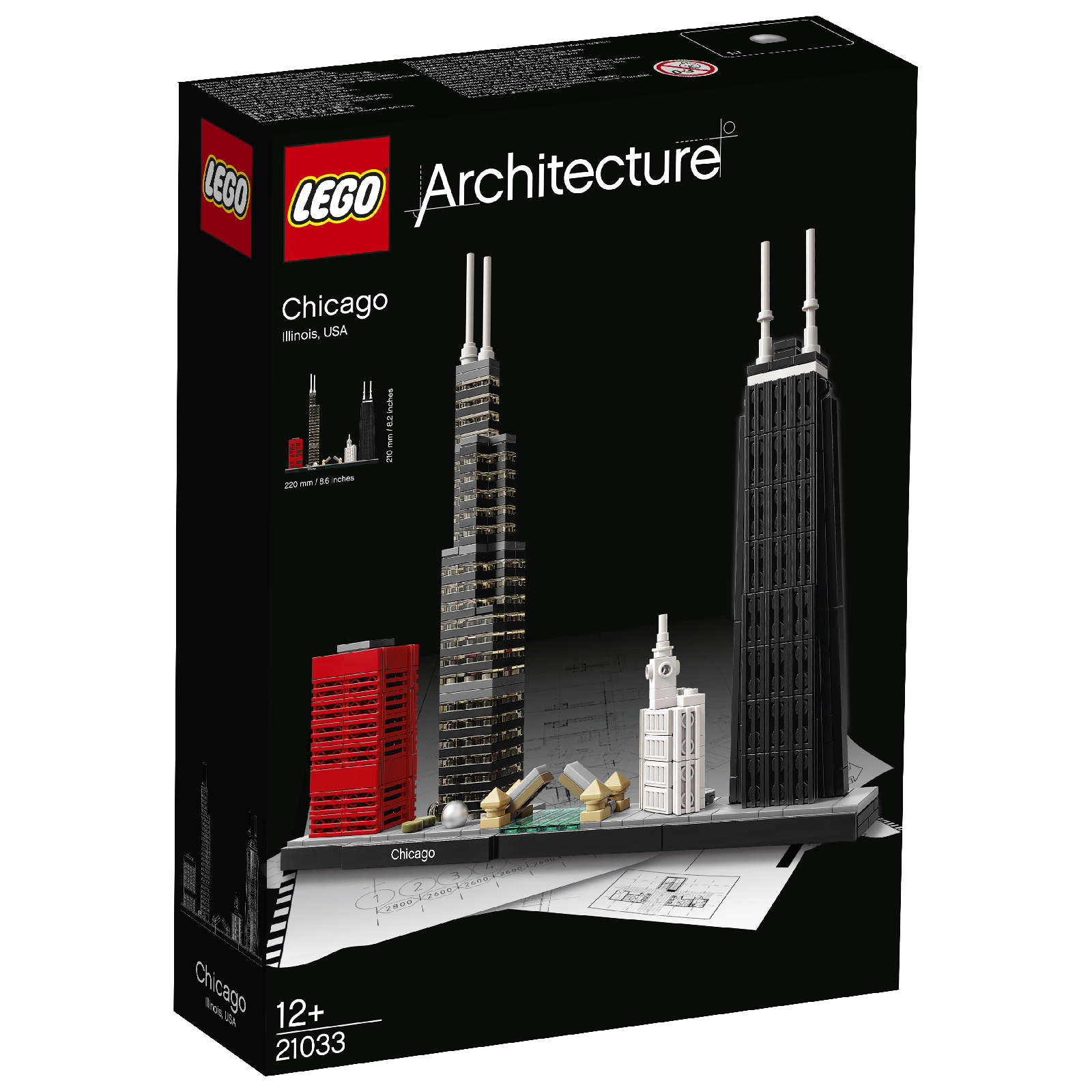 LEGO Architecture: Chicago (21033)