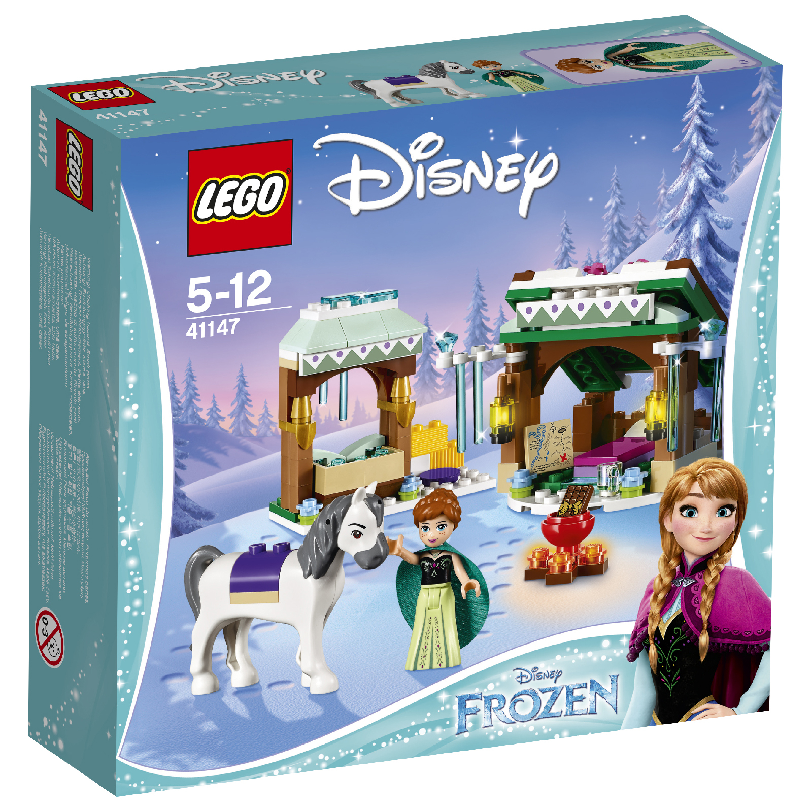 LEGO Disney Princess: Anna