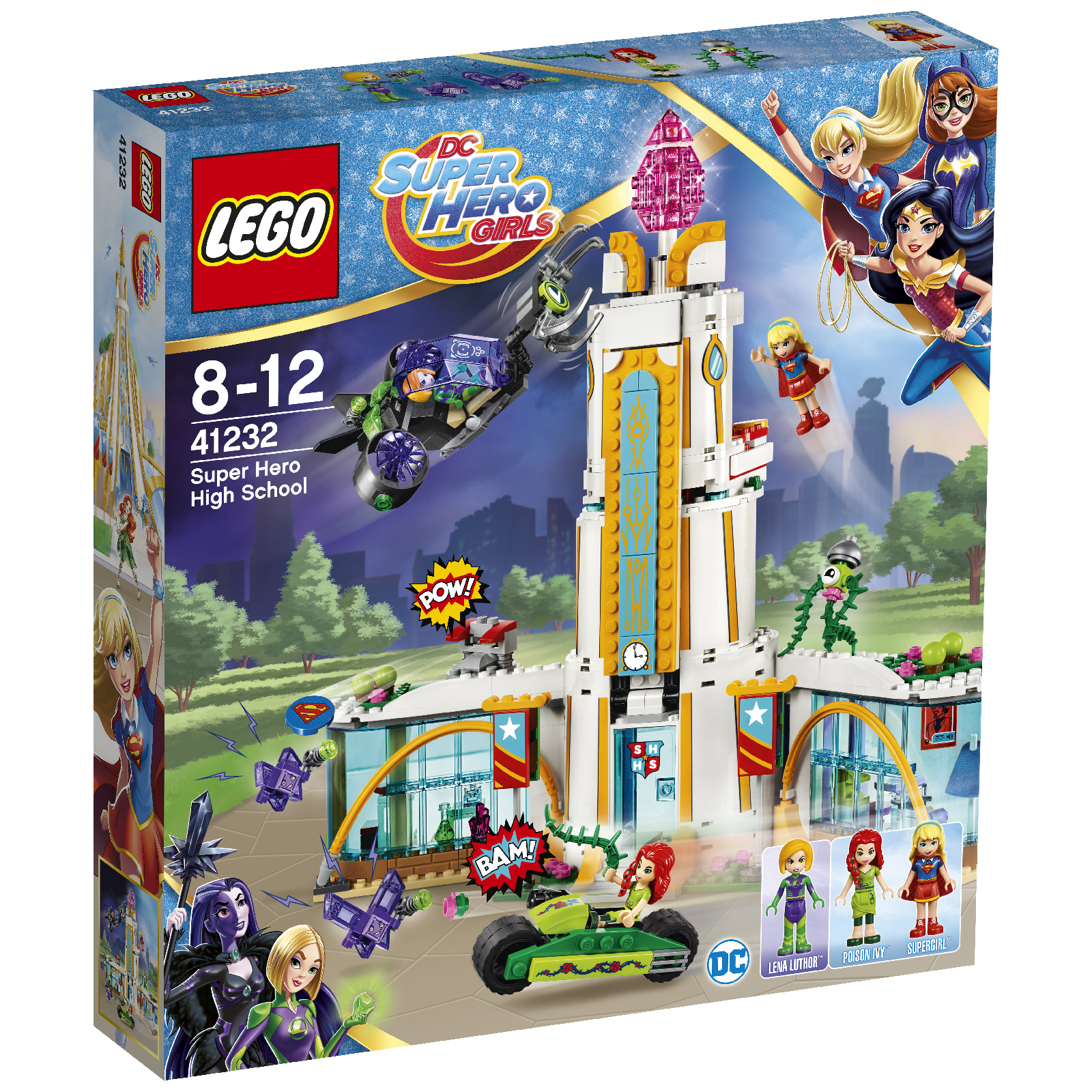 LEGO DC Superhero Girls: Super Hero High School (41232)