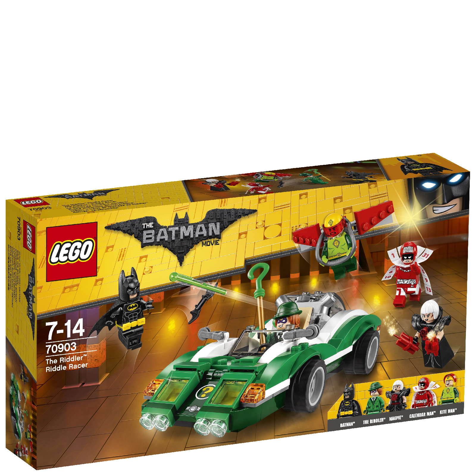 LEGO Batman Movie: Le bolide de l