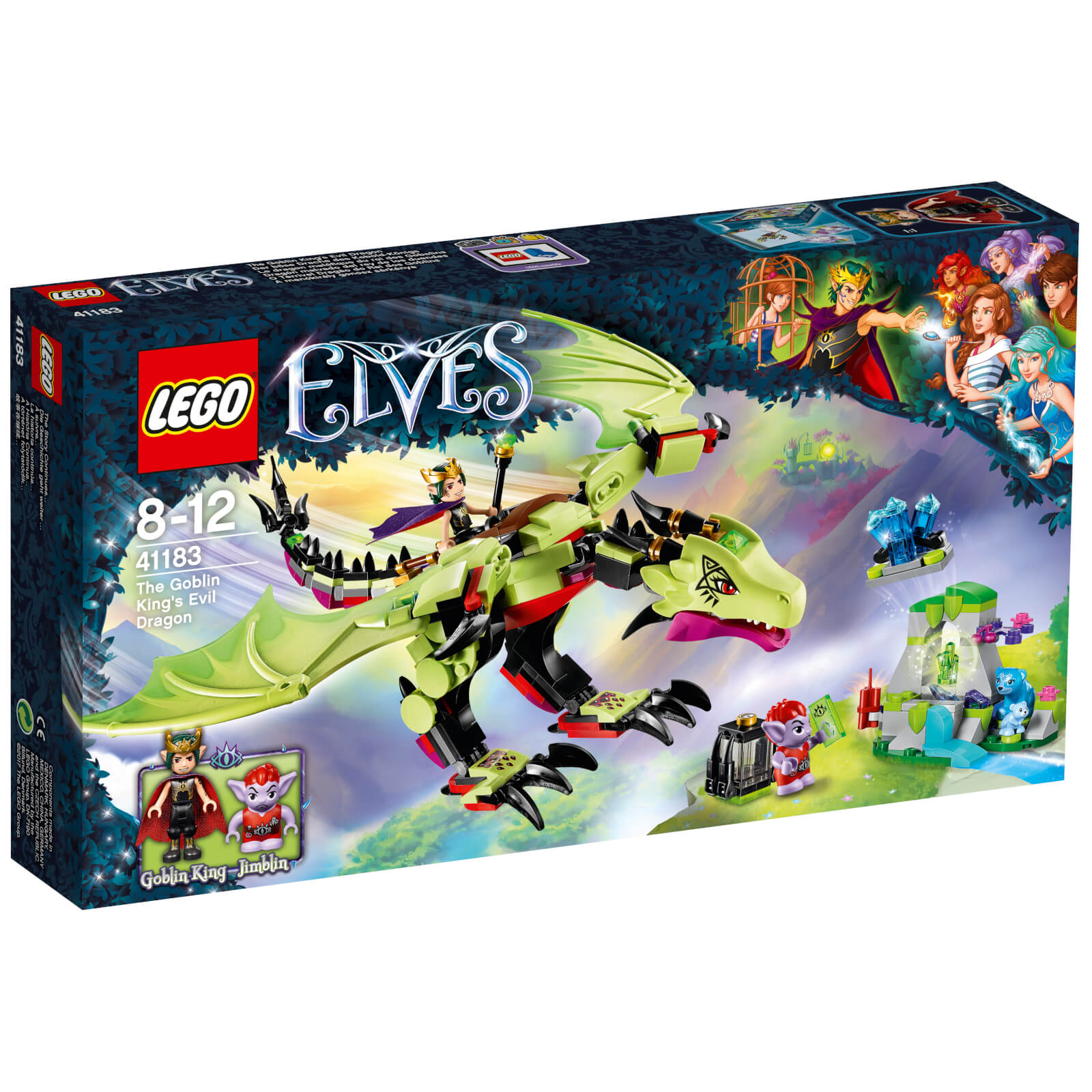 LEGO Elves: The Goblin King
