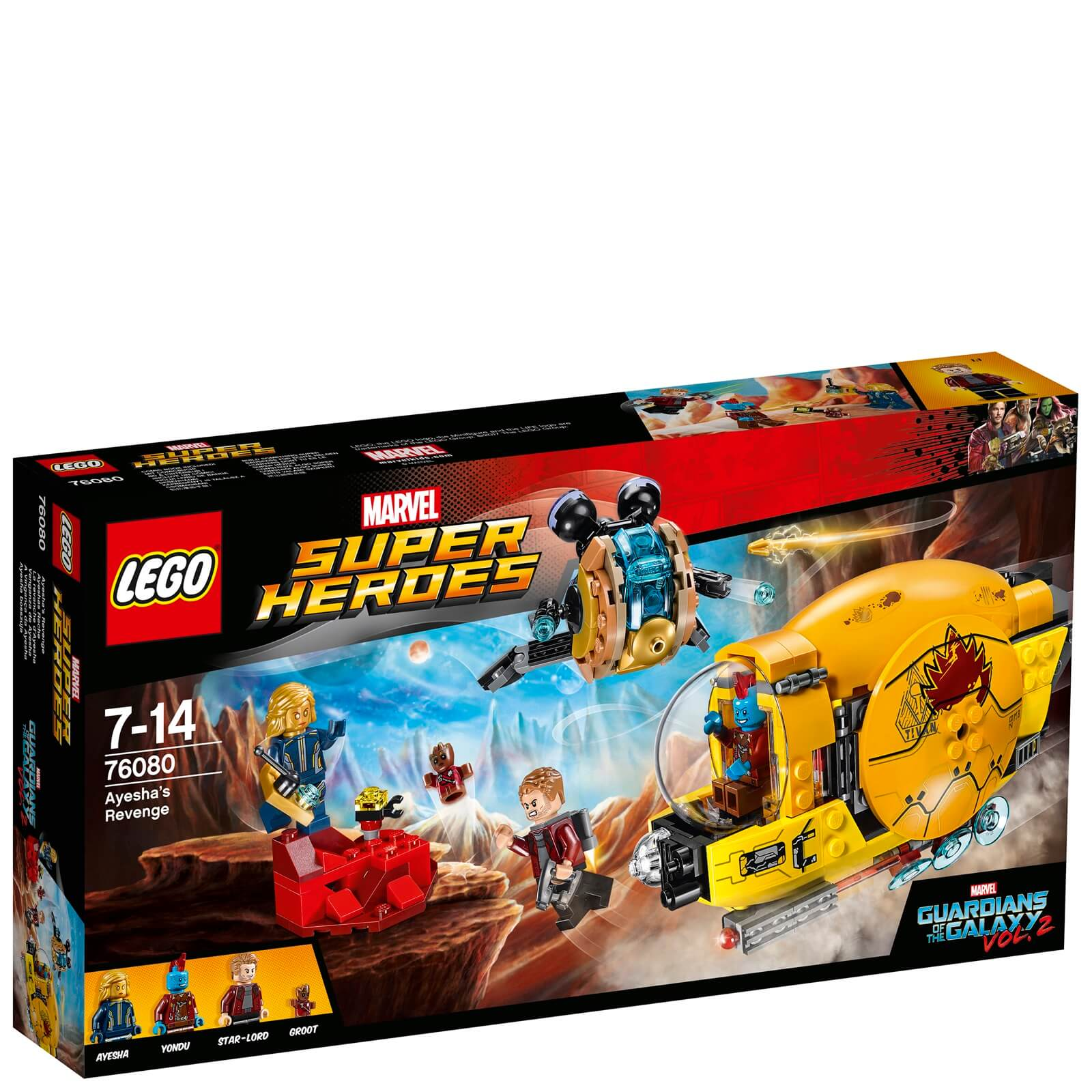 LEGO Marvel Super Heroes: Guardians of the Galaxy Ayesha