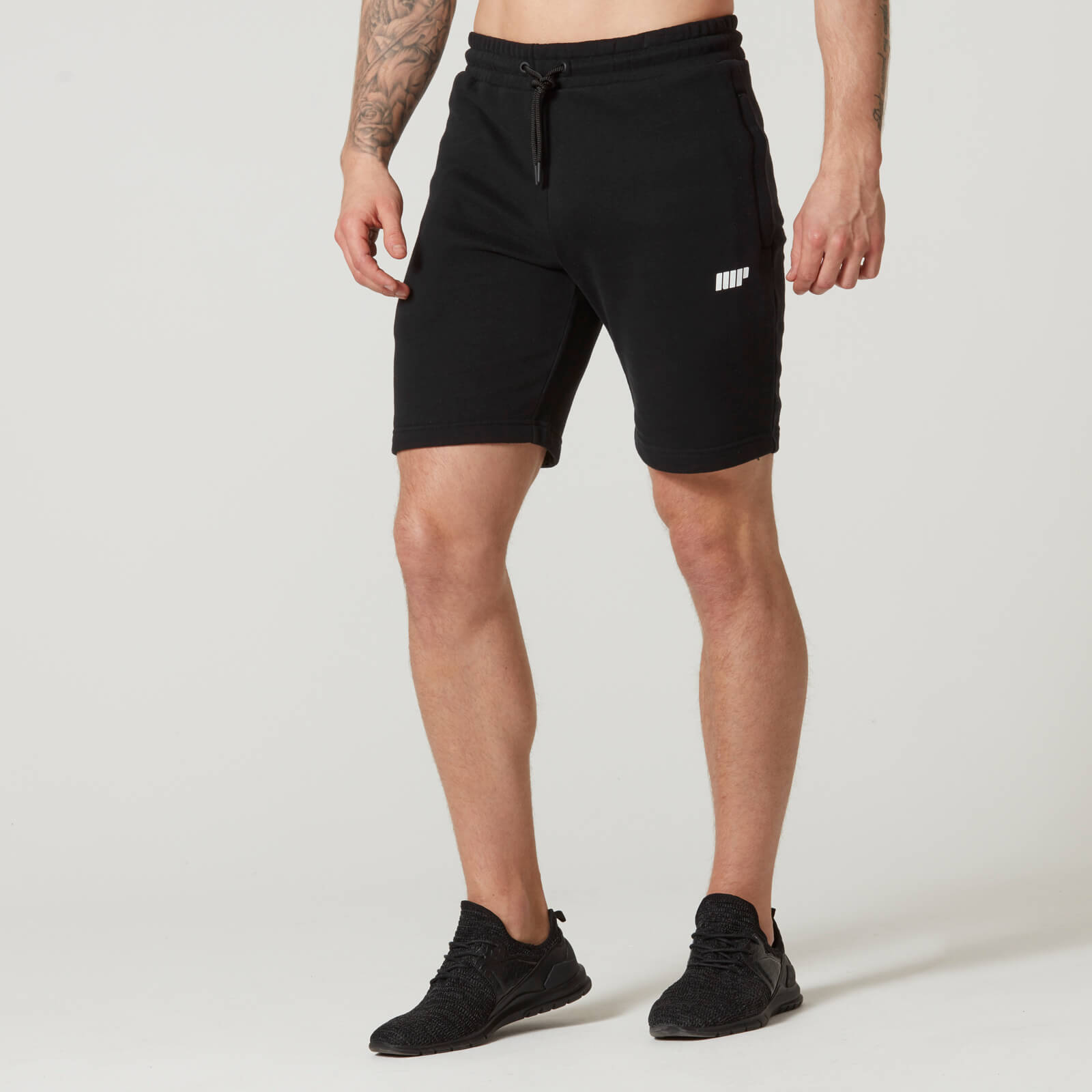 Myprotein Tru-Fit Zip Sweatshorts - Dark Green - XS