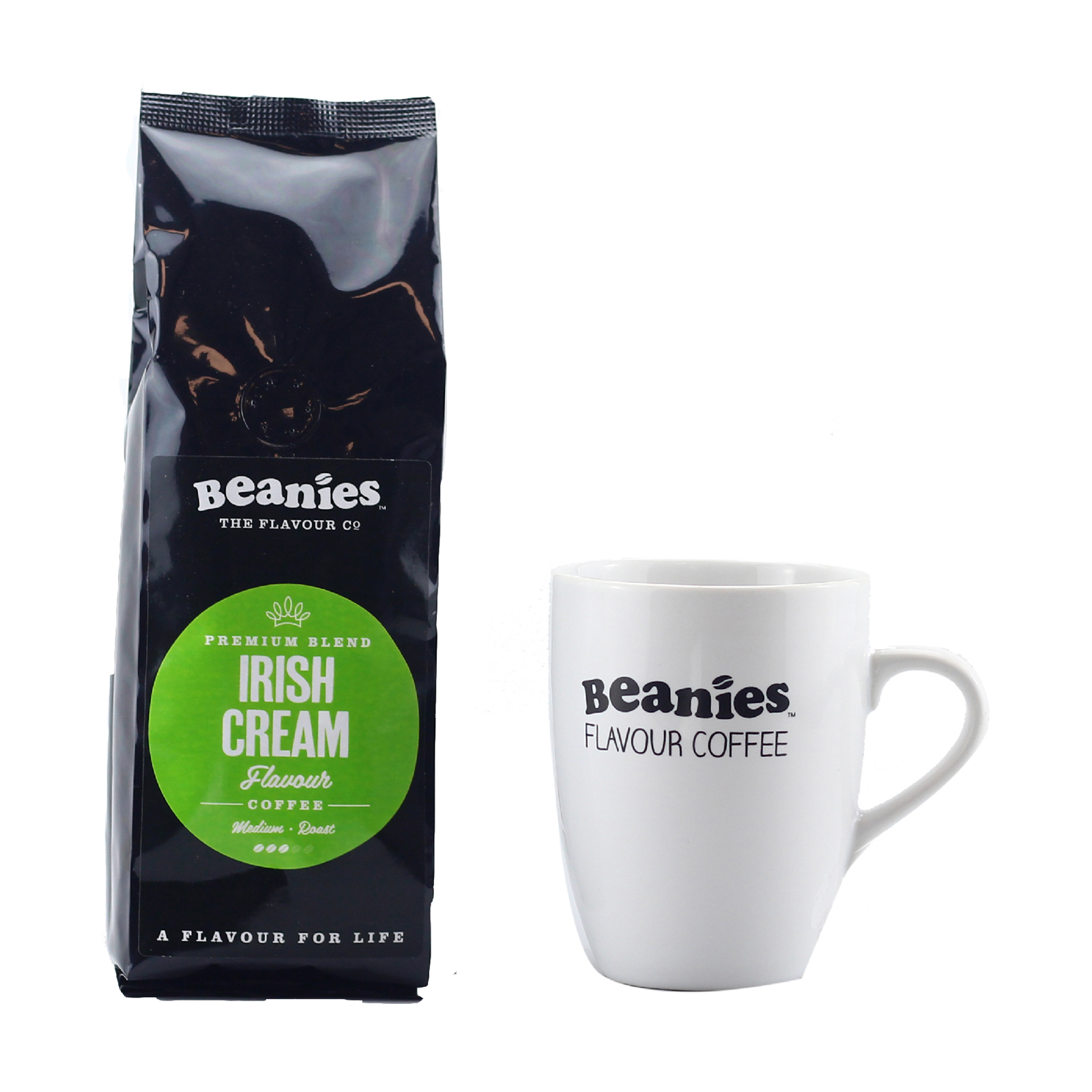 Beanies Premium Irish Cream Roast Coffee