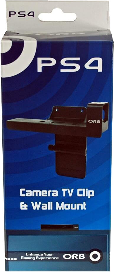 Orb camera TV Clip and Wall Mount 2in1
