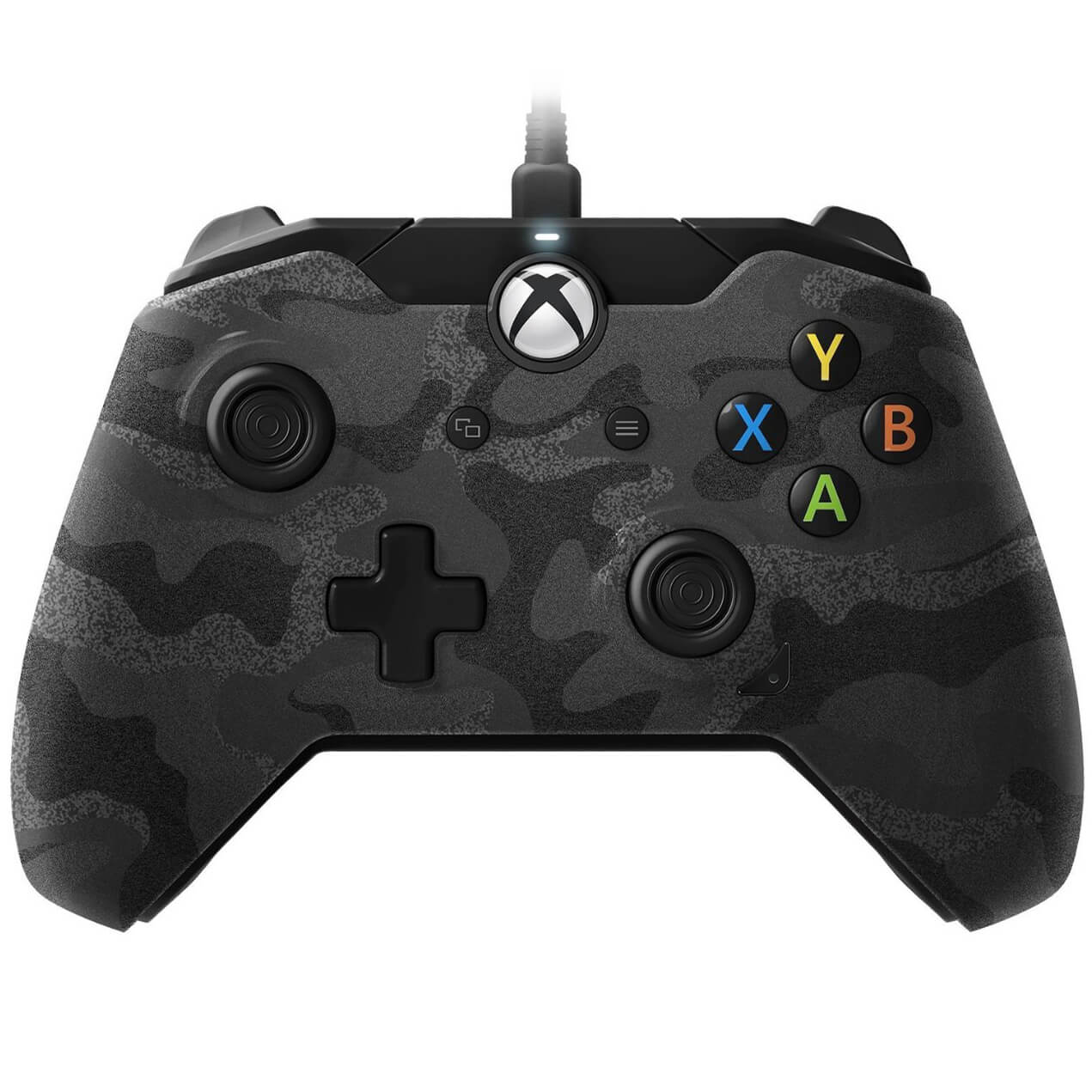 PDP Camo Wired Controller Xbox One Games Accessories | Zavvi