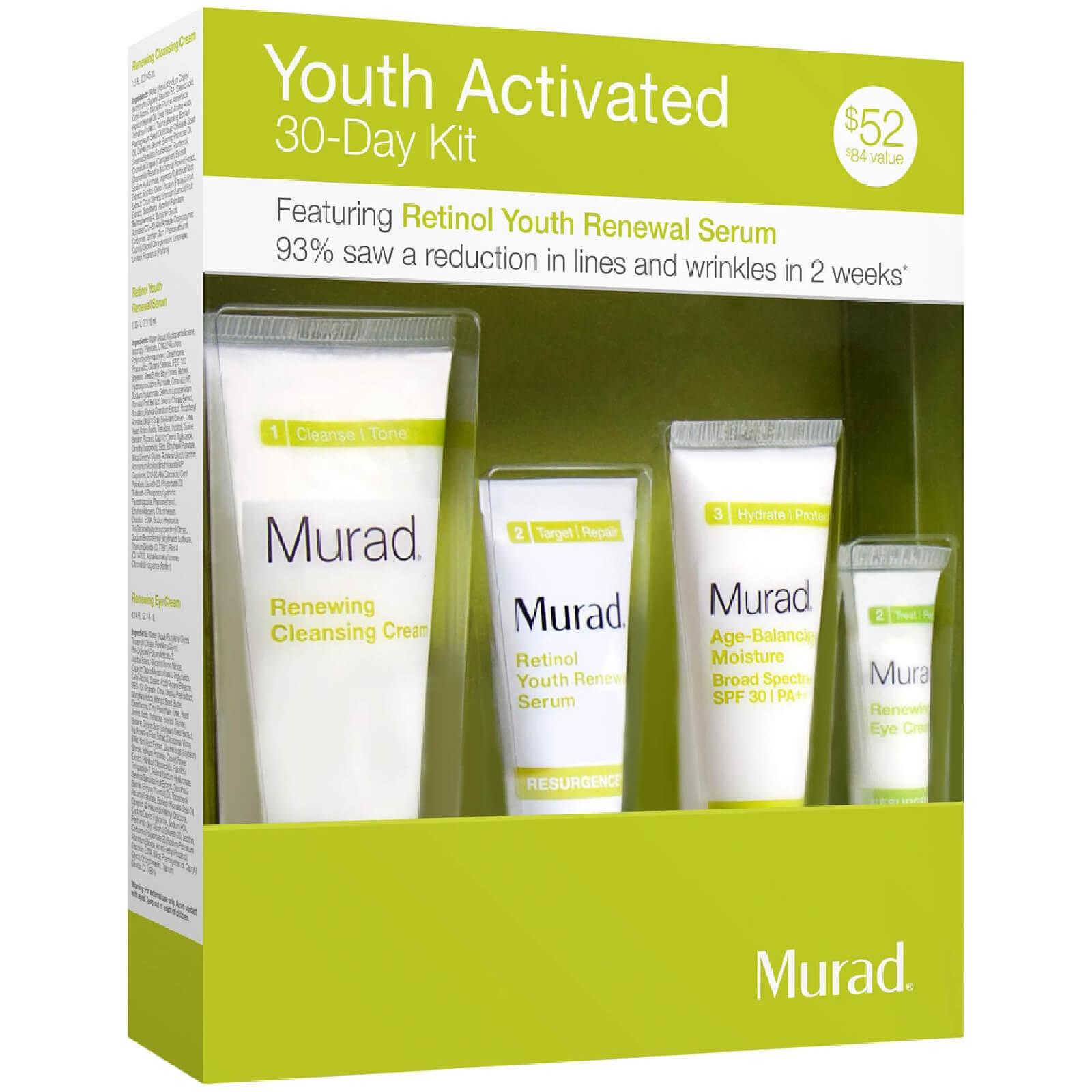 Murad Resurgence® Youth Renewal Kit (Worth $84)