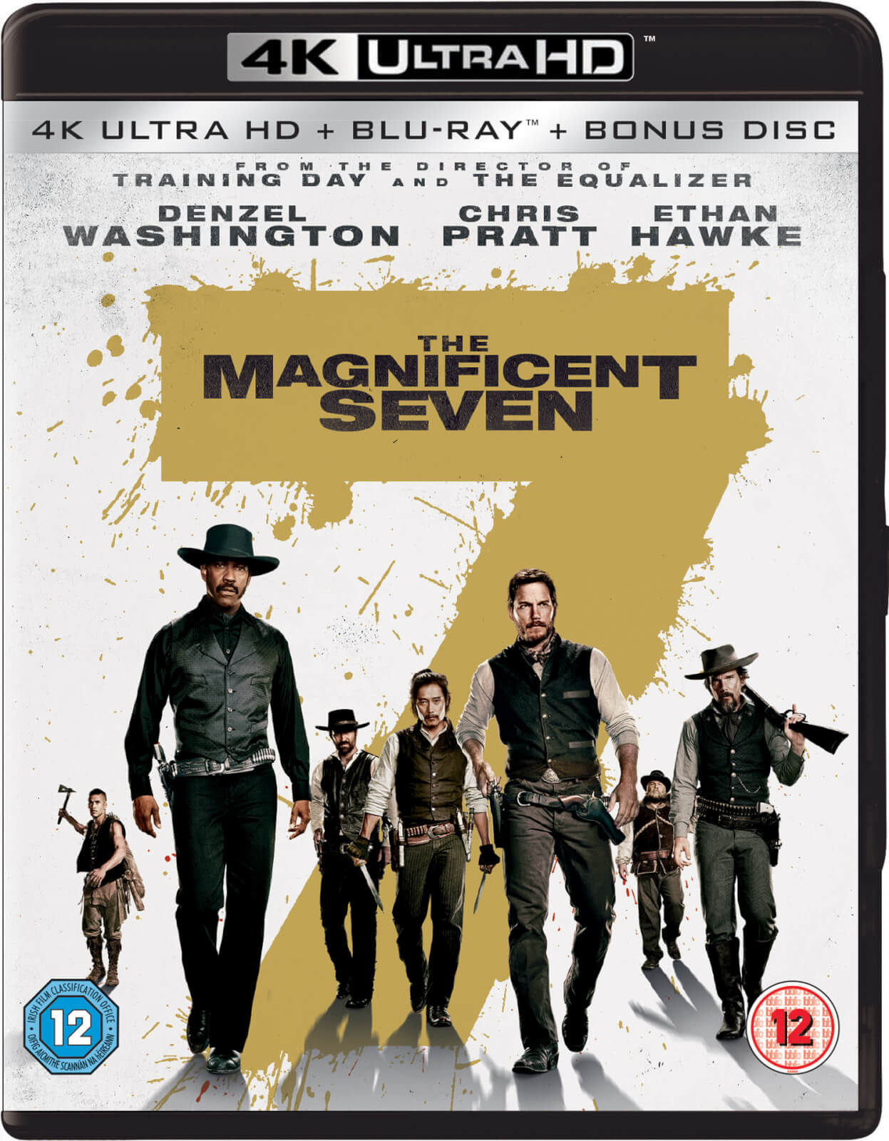 The Magnificent Seven - 4K Ultra HD
