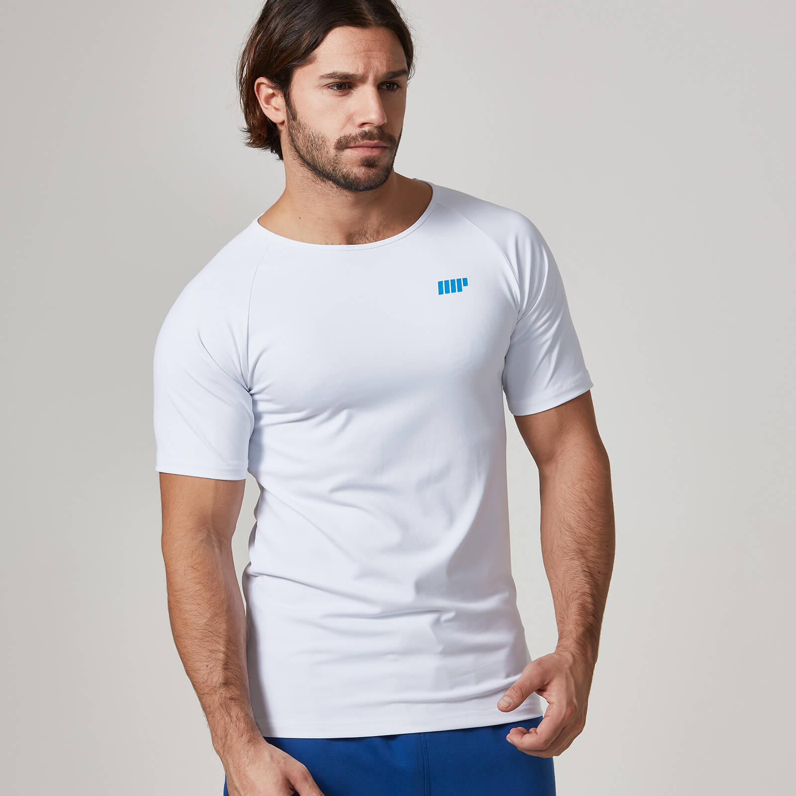 Myprotein Dry Tech T-Shirt - White, XL