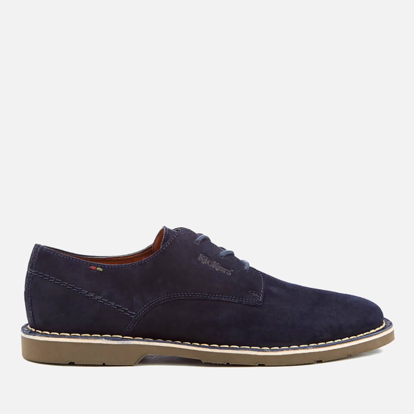 Kickers Men's Kanning Lace Up Shoes Dark Blue
