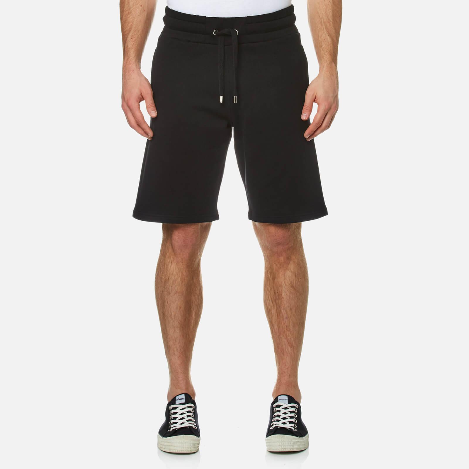 bf1fb568 KENZO Men's Kenzo Paris Logo Side Shorts - Black - Free UK Delivery over £50