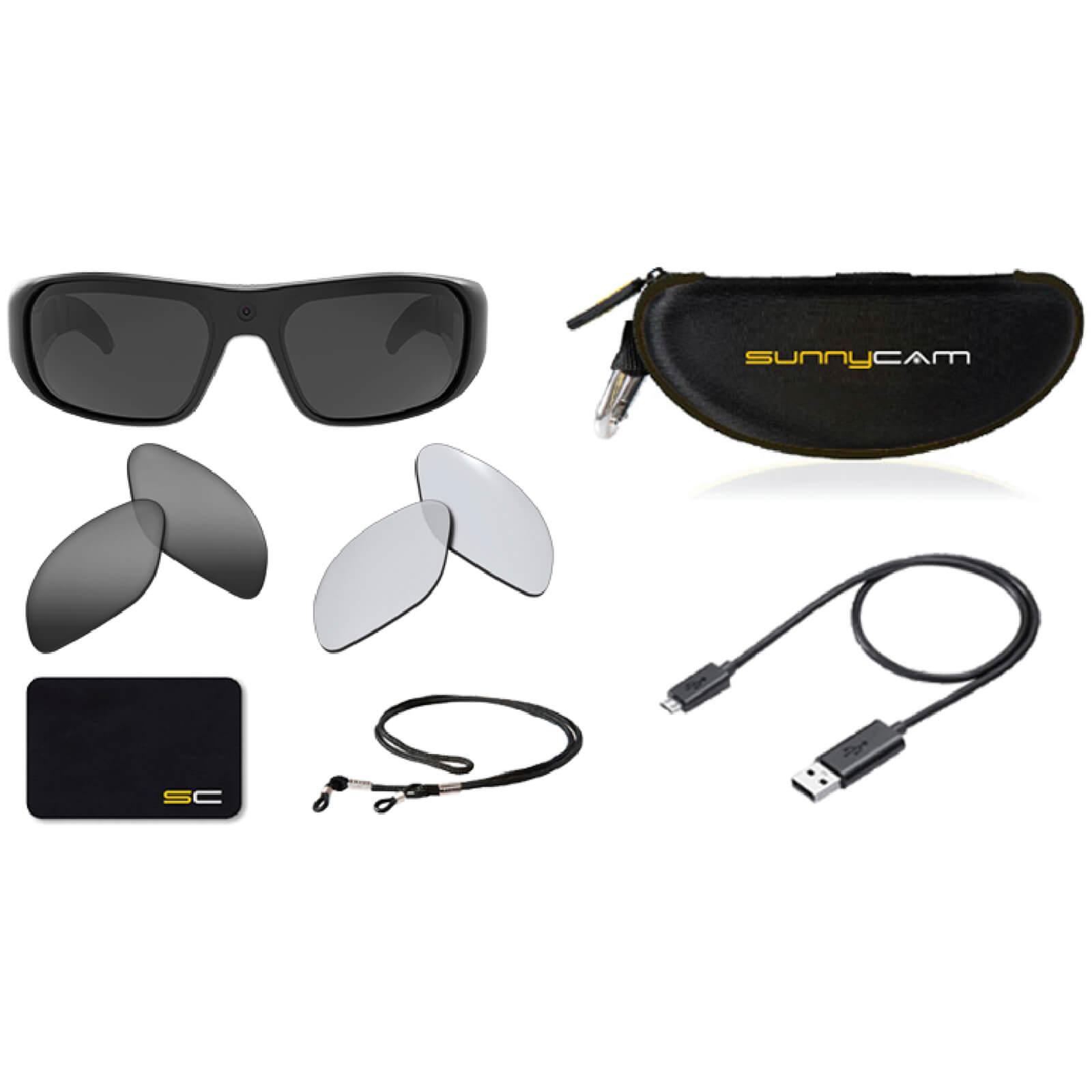SunnyCam Xtreme HD Video Recording Glasses   ProBikeKit Canada d14a3378b2ba
