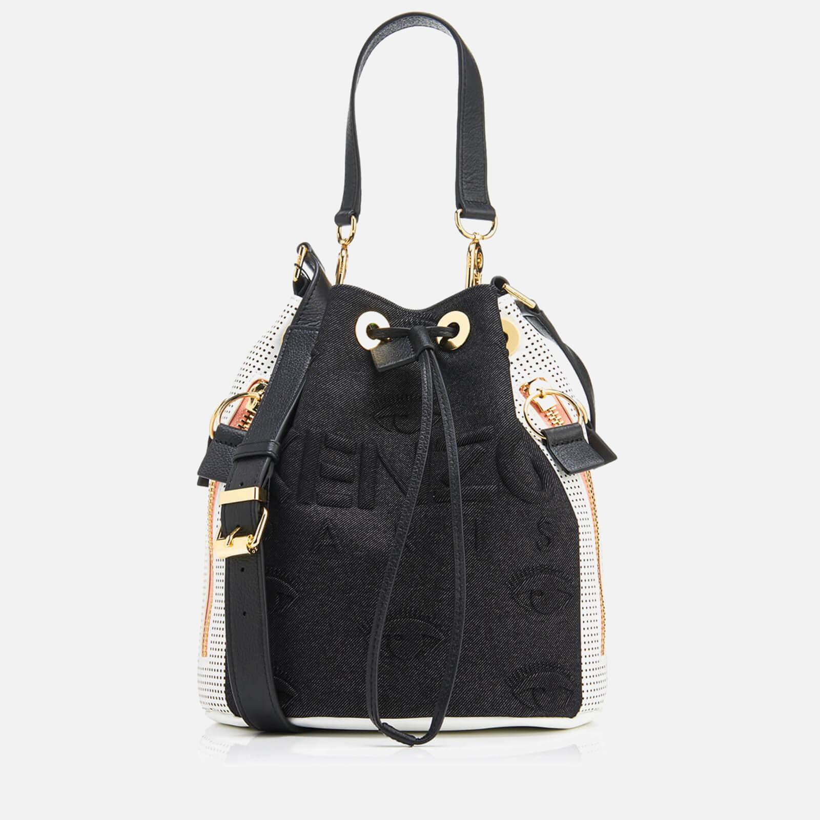 4e79cc178ec KENZO Women's Kombo Bucket Bag - Black - Free UK Delivery over £50