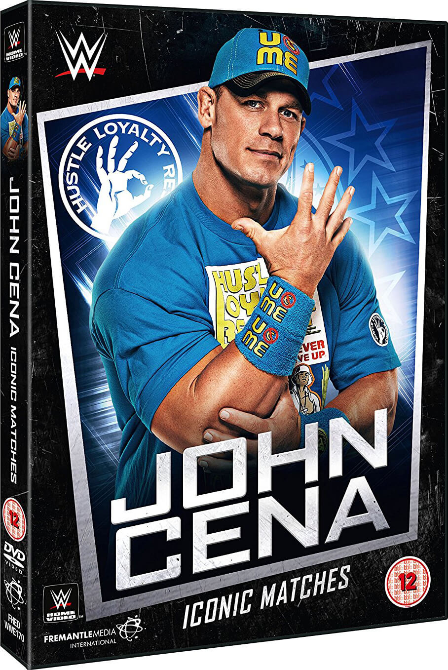 WWE: John Cena - Iconic Matches