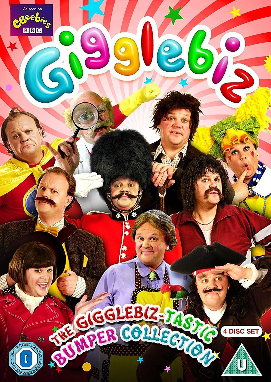 Gigglebiz: The Gigglebiz-tastic Bumper Collection