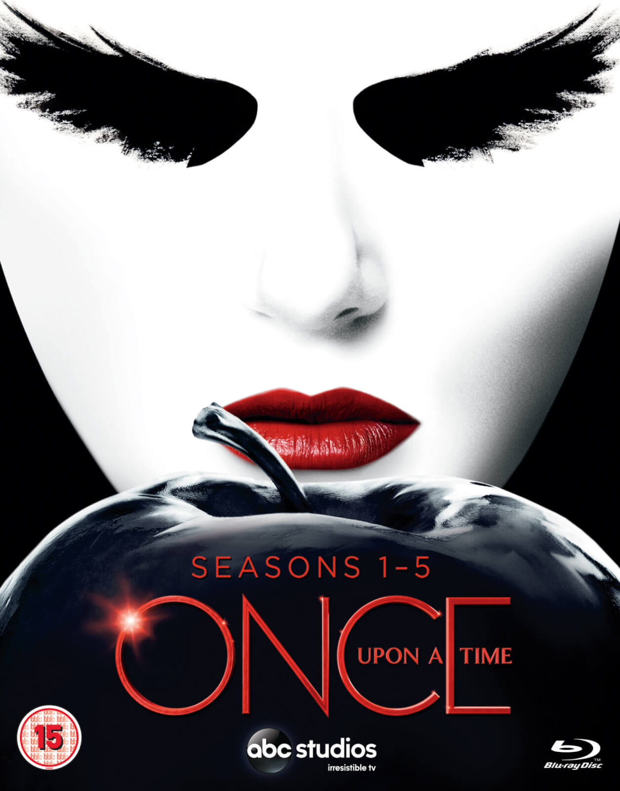 Once Upon A Time - Seasons 1-5