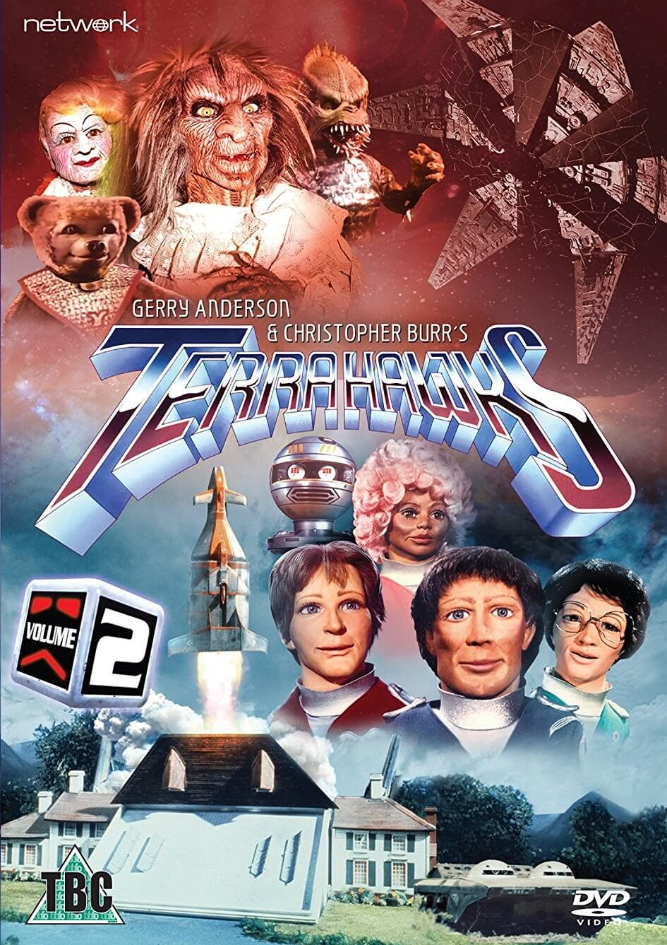Terrahawks: Volume 2