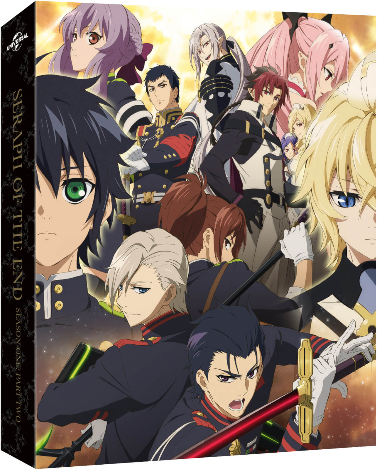Seraph Of The End: Série 1 Part 2