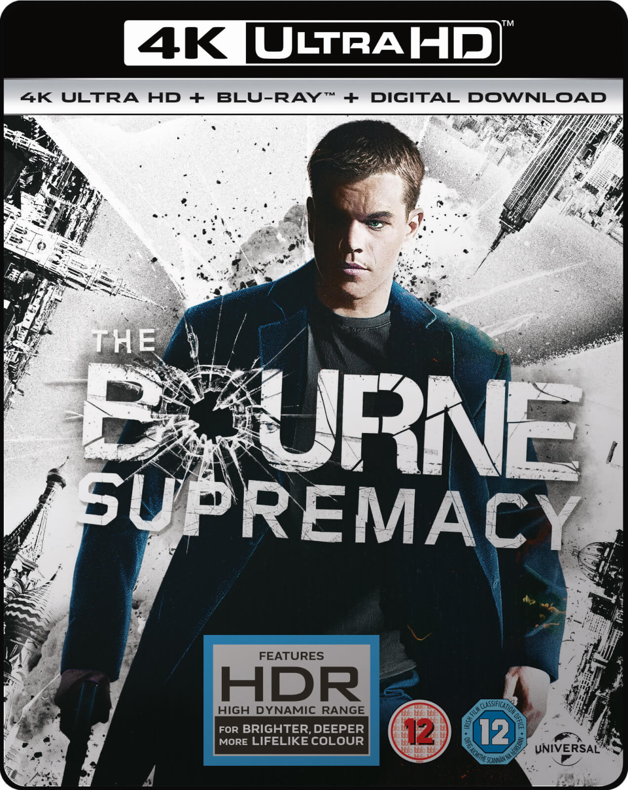 e57dbdce8 The Bourne Supremacy - 4K Ultra HD
