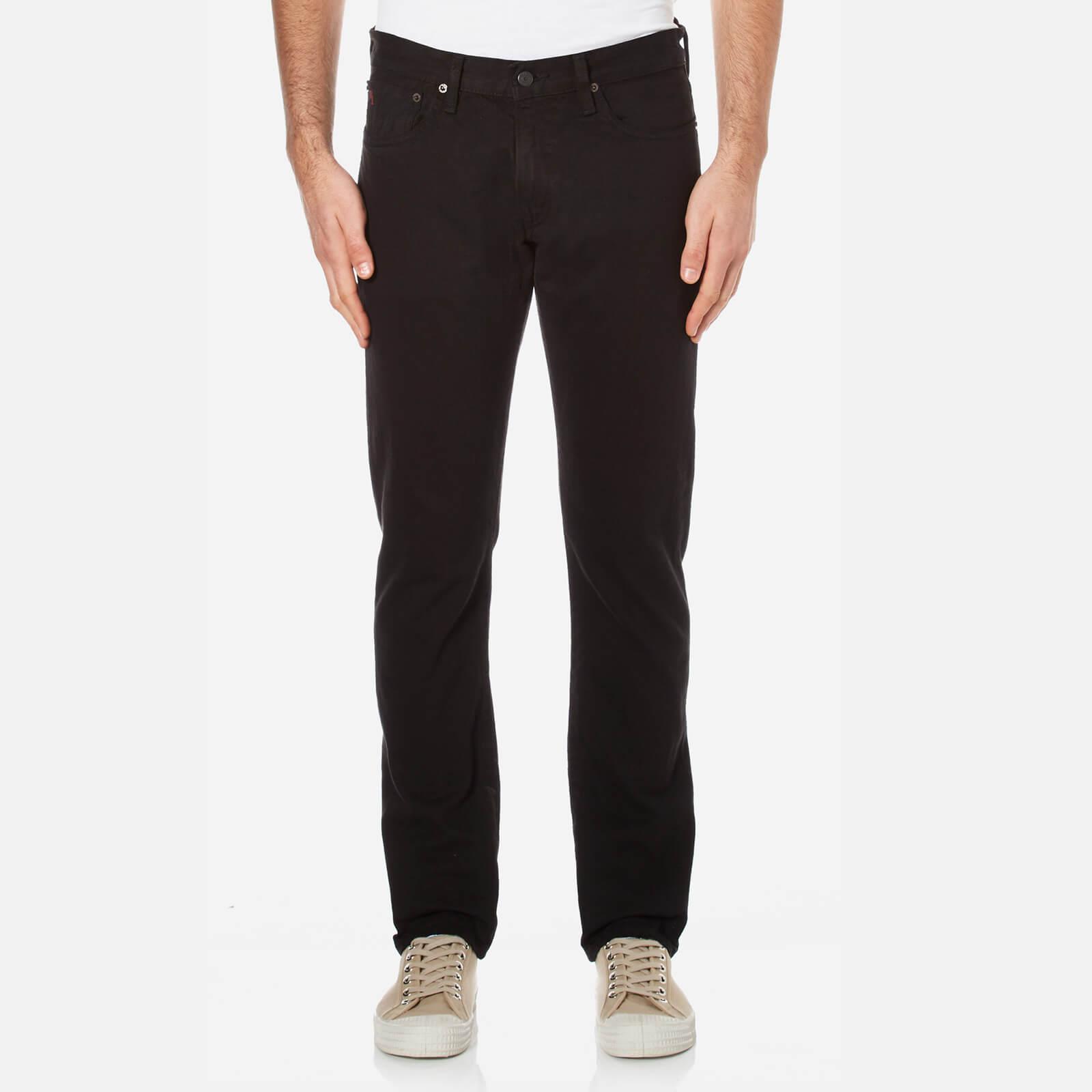 623c85d67b31 Polo Ralph Lauren Men s Sullivan Slim Jeans - Black - Free UK Delivery over  £50