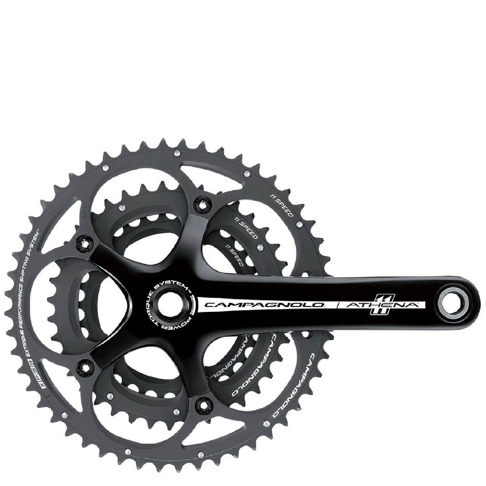 Campagnolo Athena Triple 11 Speed Power Torque Chainset