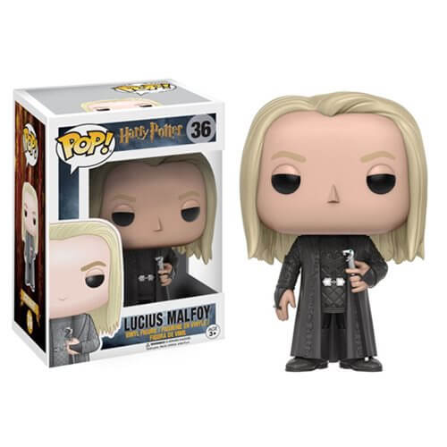 Harry Potter Lucius Malfoy Pop! Vinyl Figure