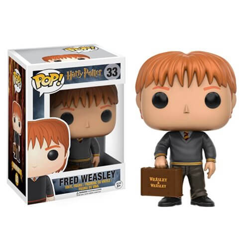 Figurine Fred Weasley Harry Potter Funko Pop!