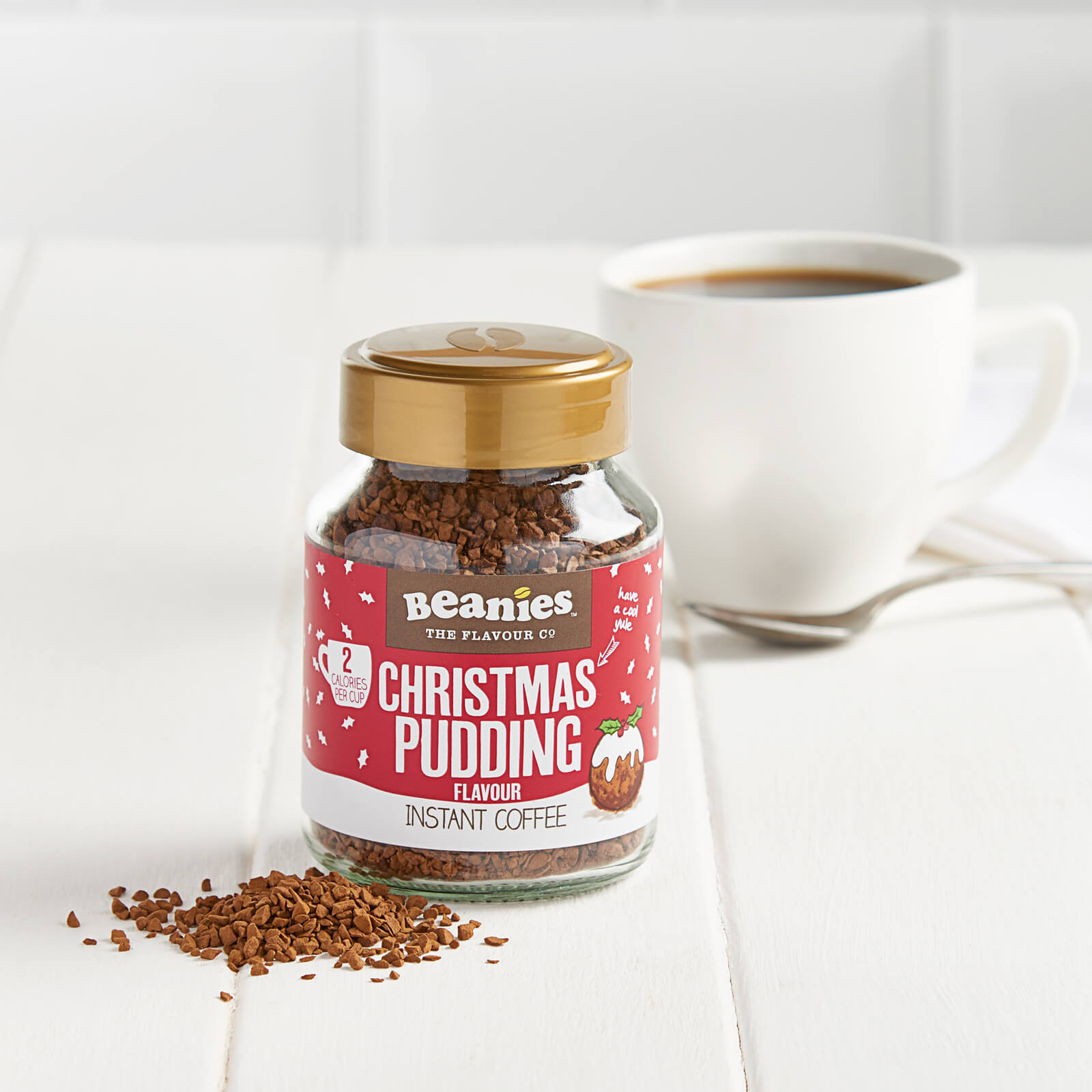 0cd8d7b94fb Beanies Irish Cream Flavour Instant Coffee. £2.49. Offer