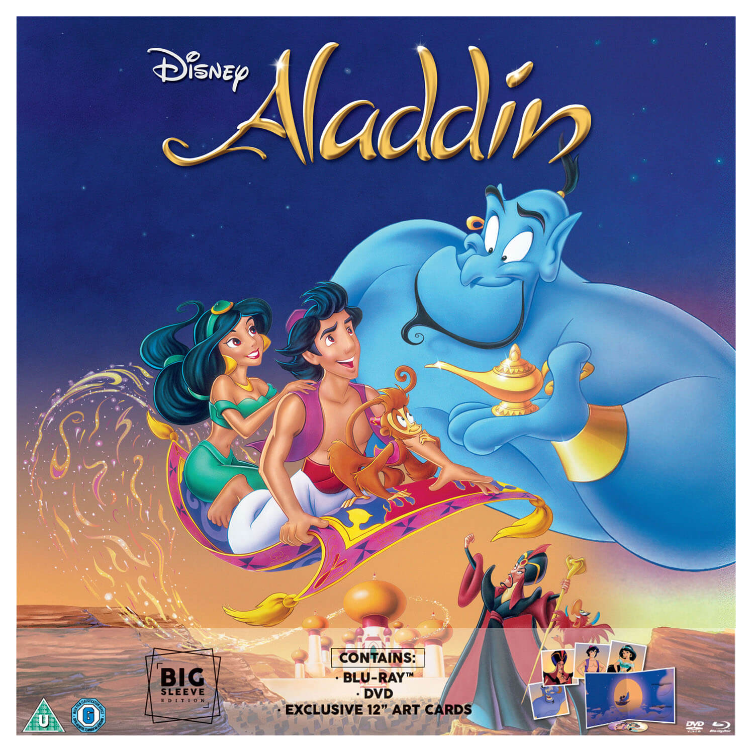 Aladdin - Big Sleeve Edition