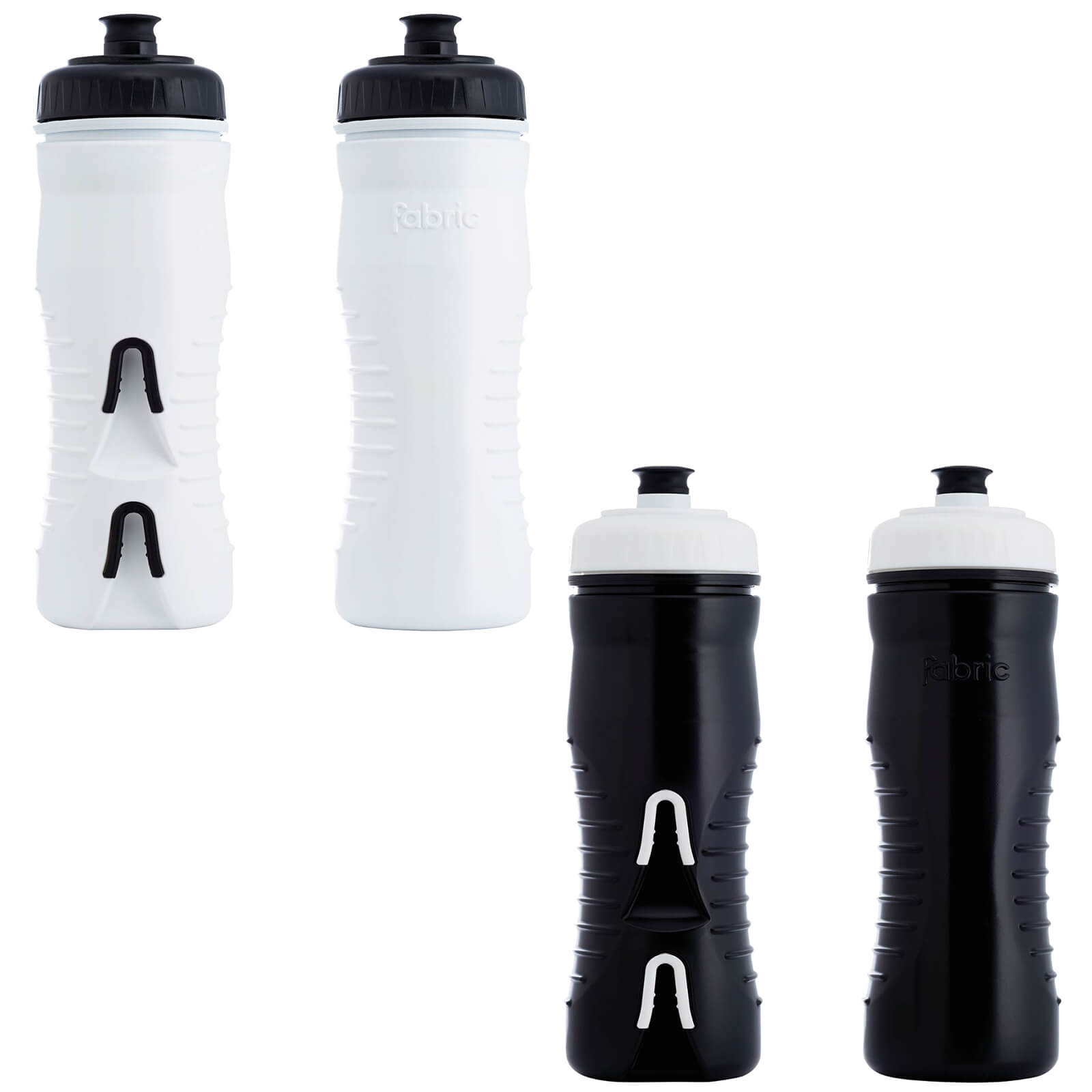 Fabric Insulated Water Bottle - 600ml