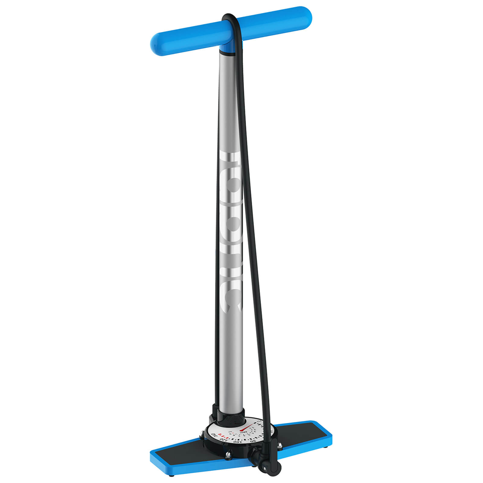 Fabric Garage 2 Floor Pump