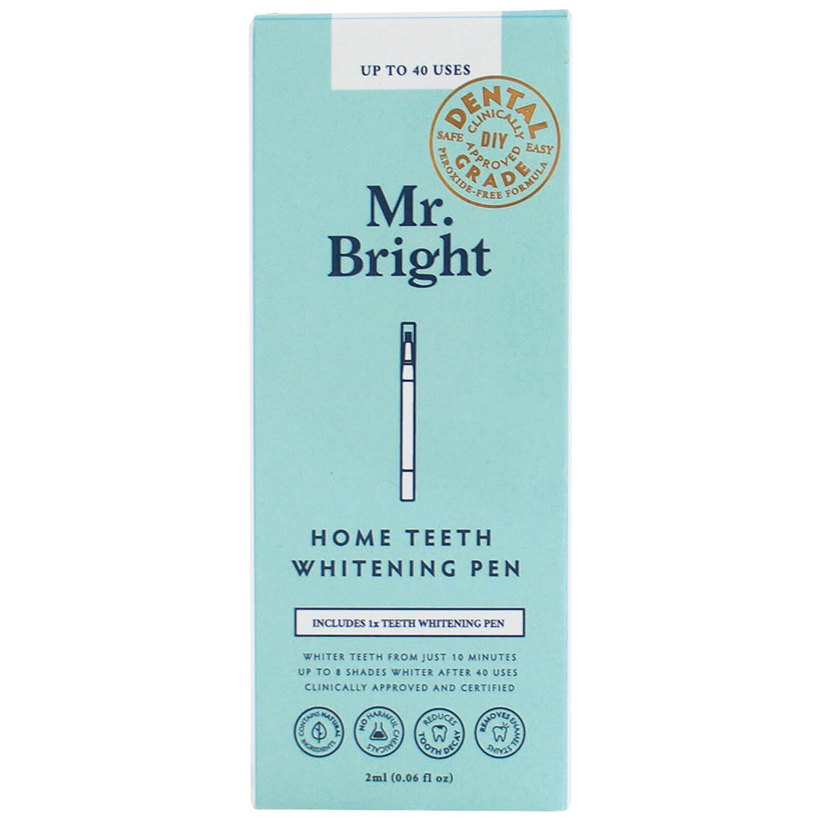mr bright teeth whitening